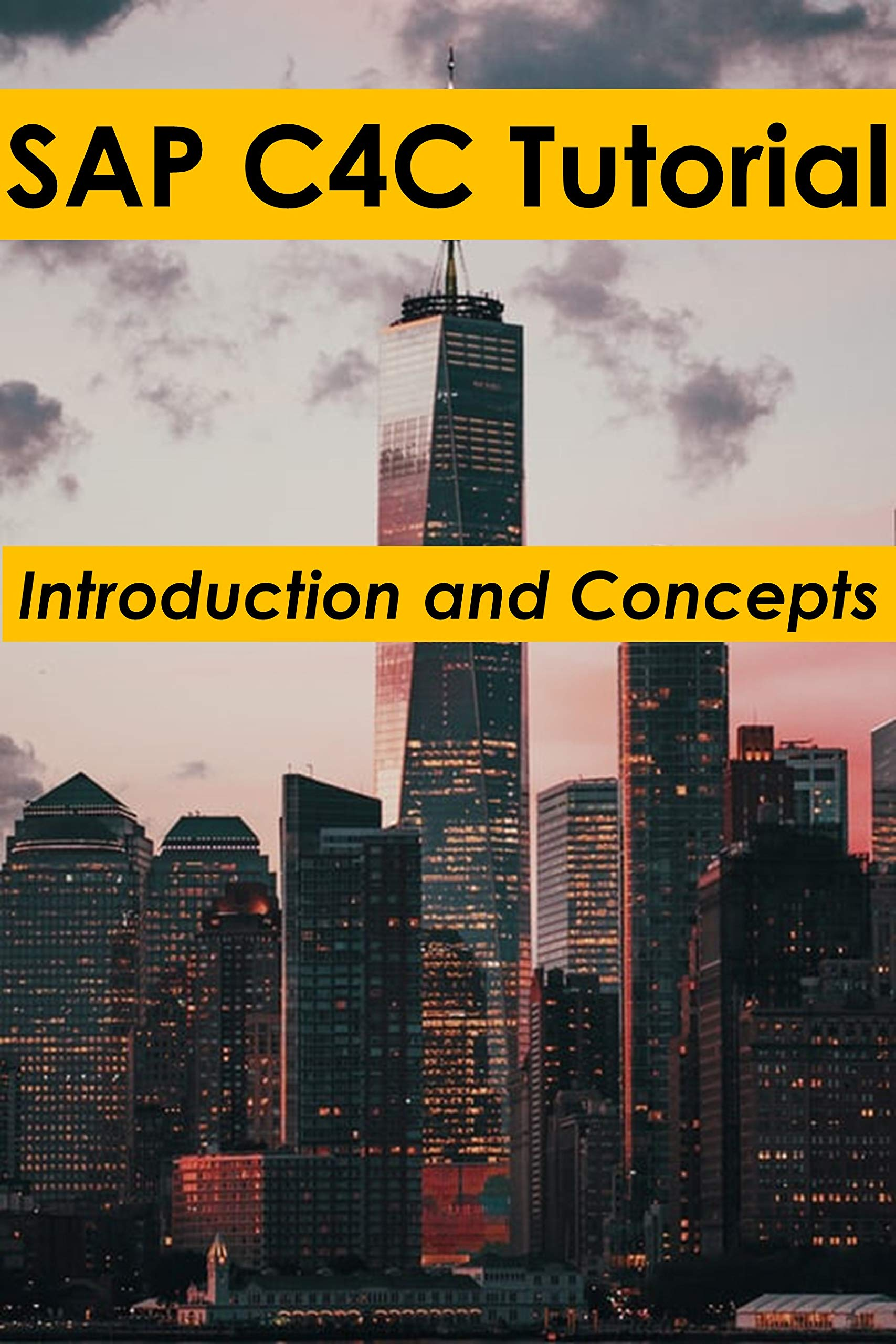 SAP C4C Tutorial: Introduction and Concepts