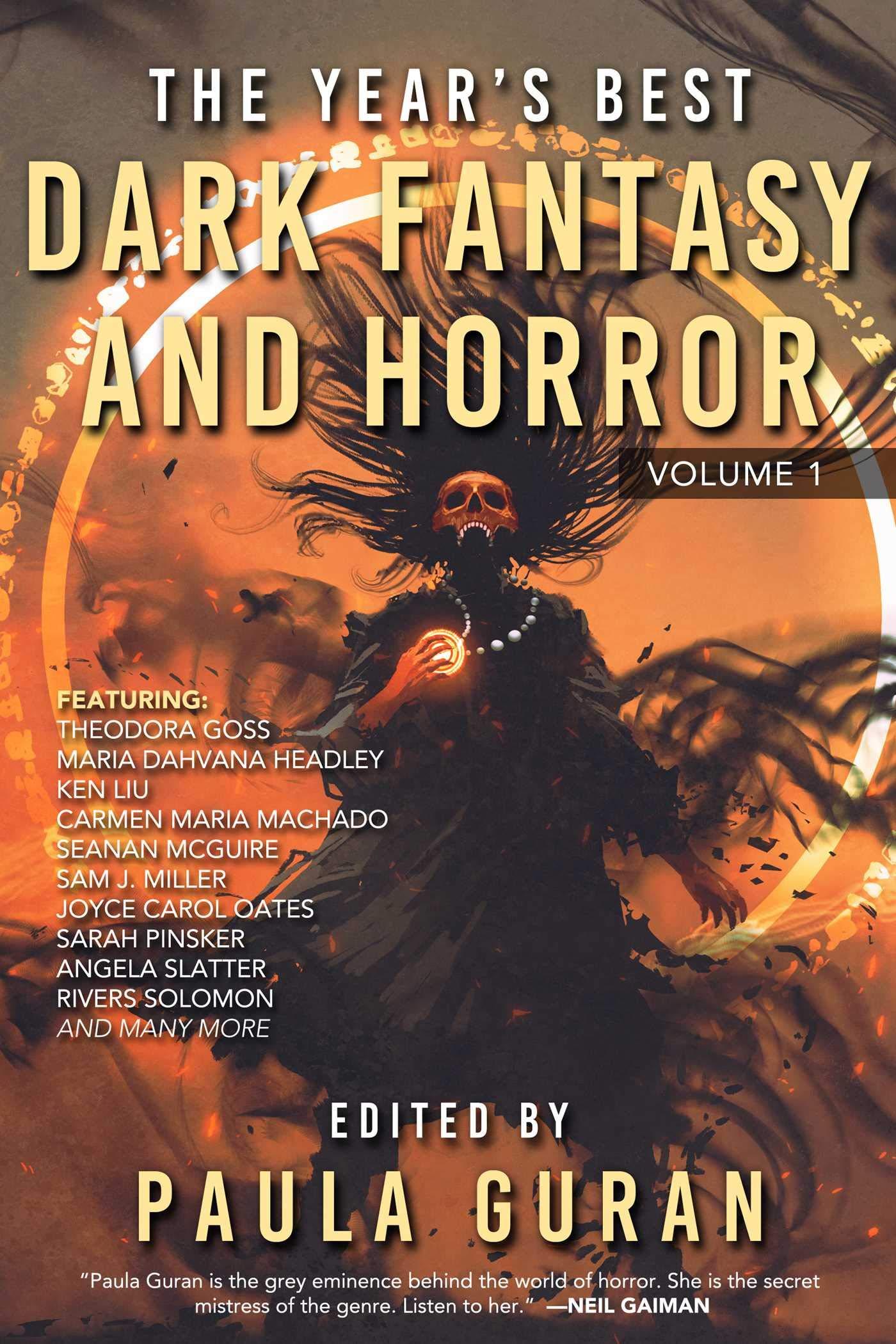 The Year's Best Dark Fantasy & Horror: Volume One