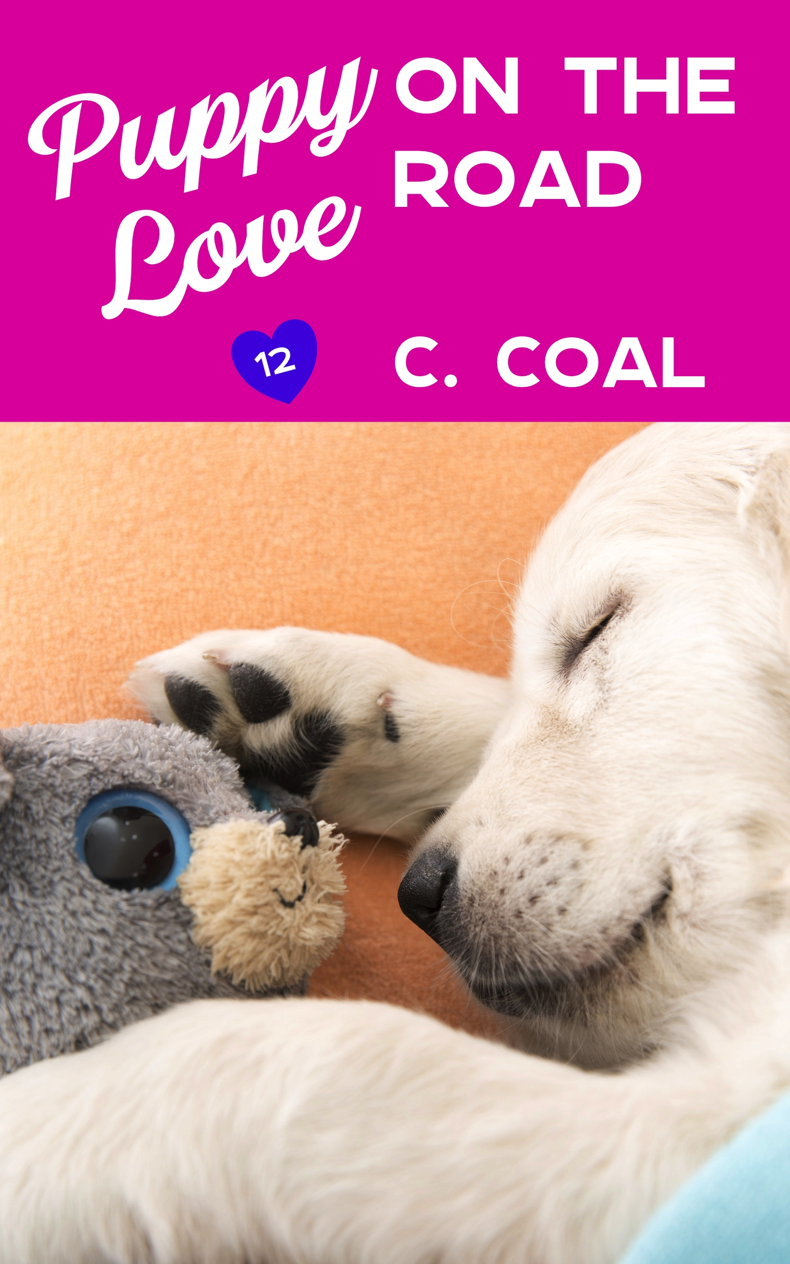 Puppy Love On the Road (Puppy Love, #12)