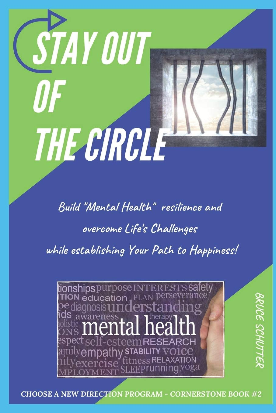 Stay Out of the Circle: Build Mental Health resilience and overcome Life's Challenges while establishing Your Path to Happiness