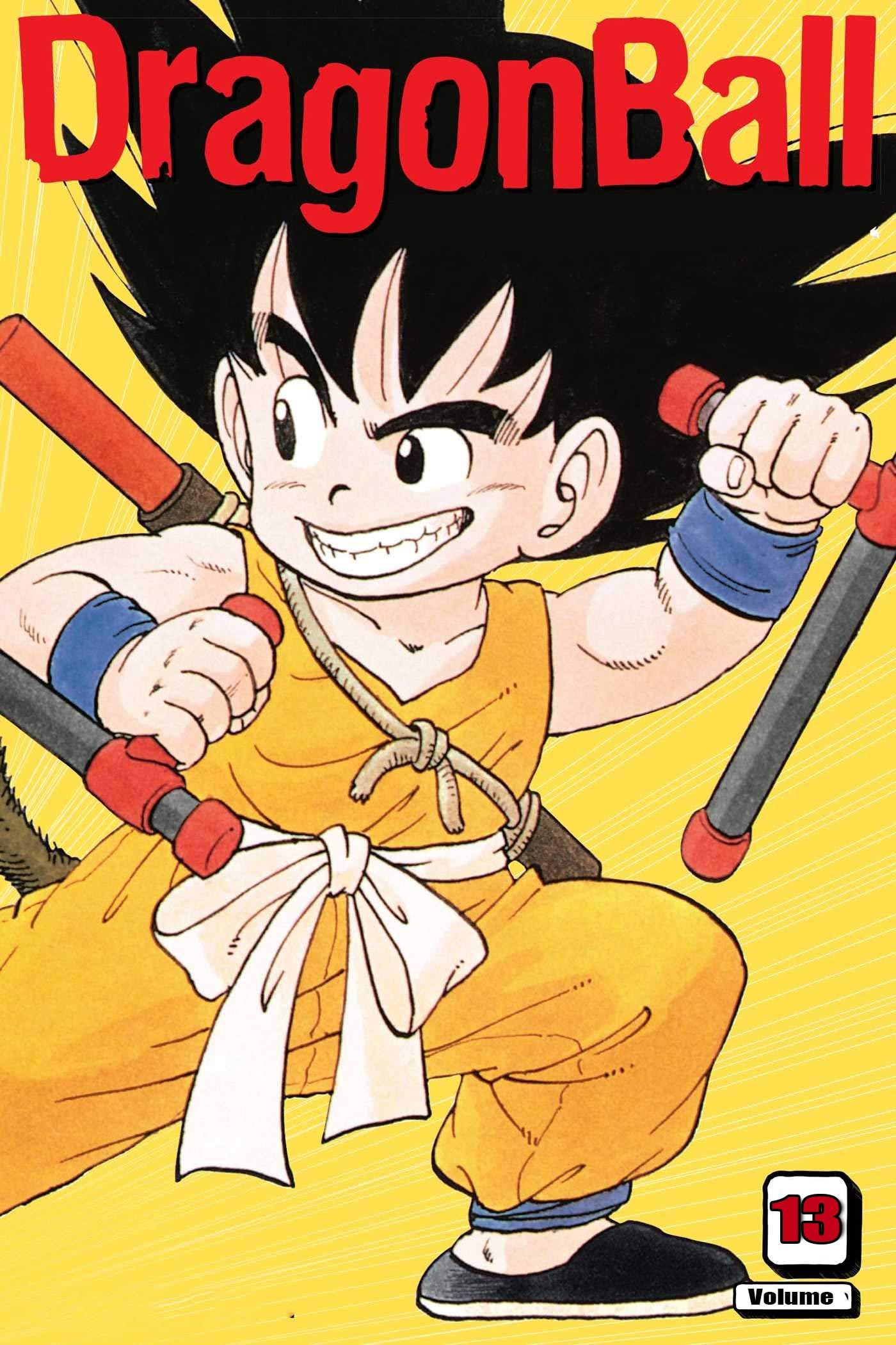 Best Manga: Dragon Ball Full series volume 13