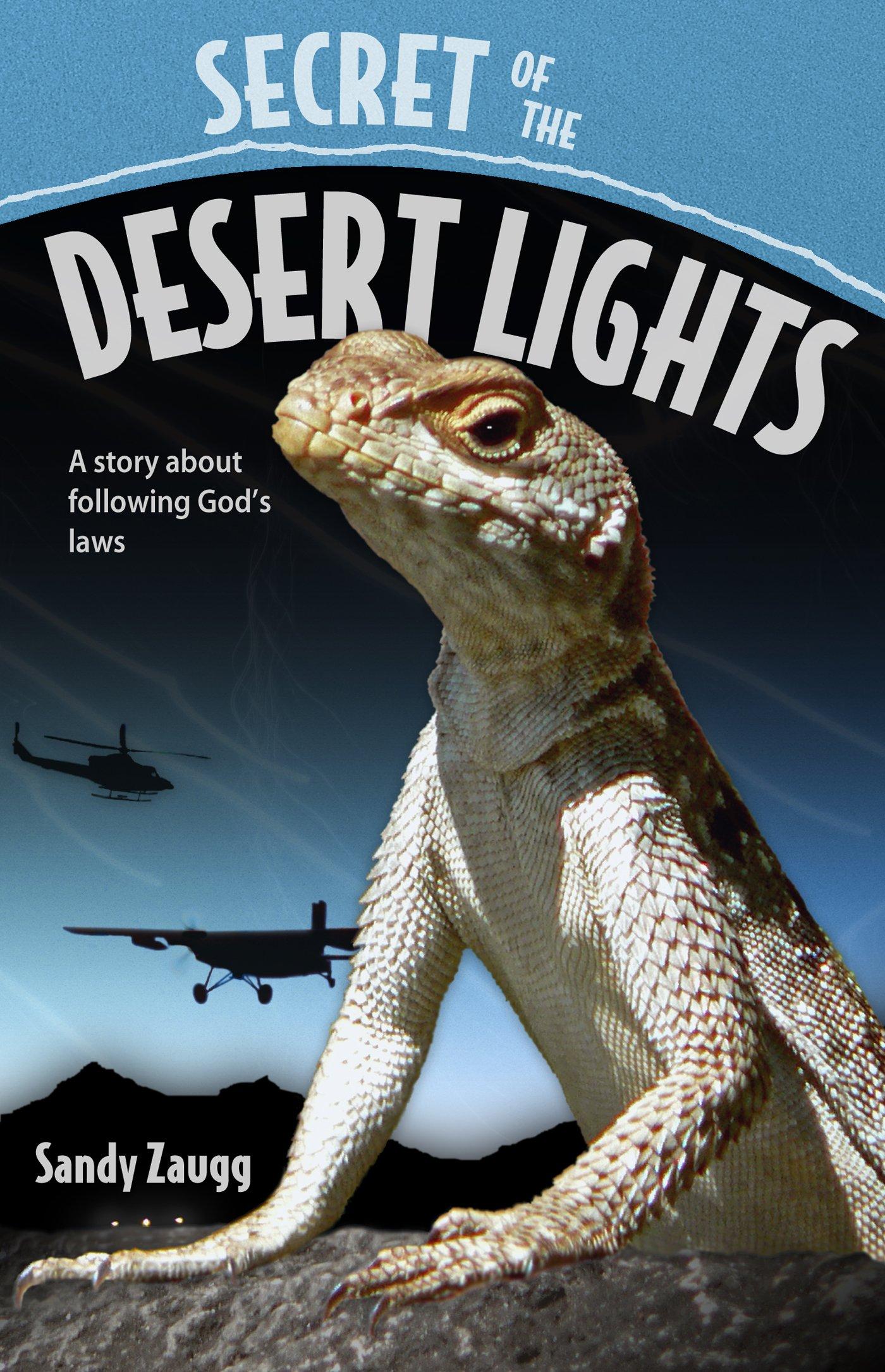 Secrets of the Desert Lights