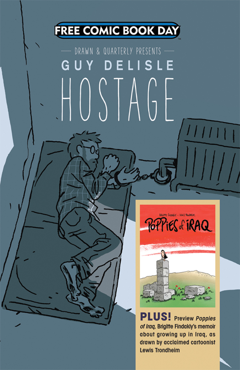 Hostage Free Comic Book Day
