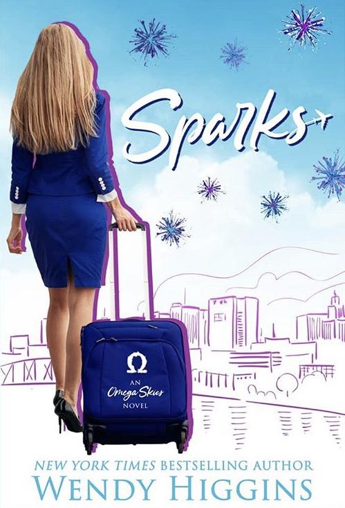 Sparks (Omega Skies, #1)