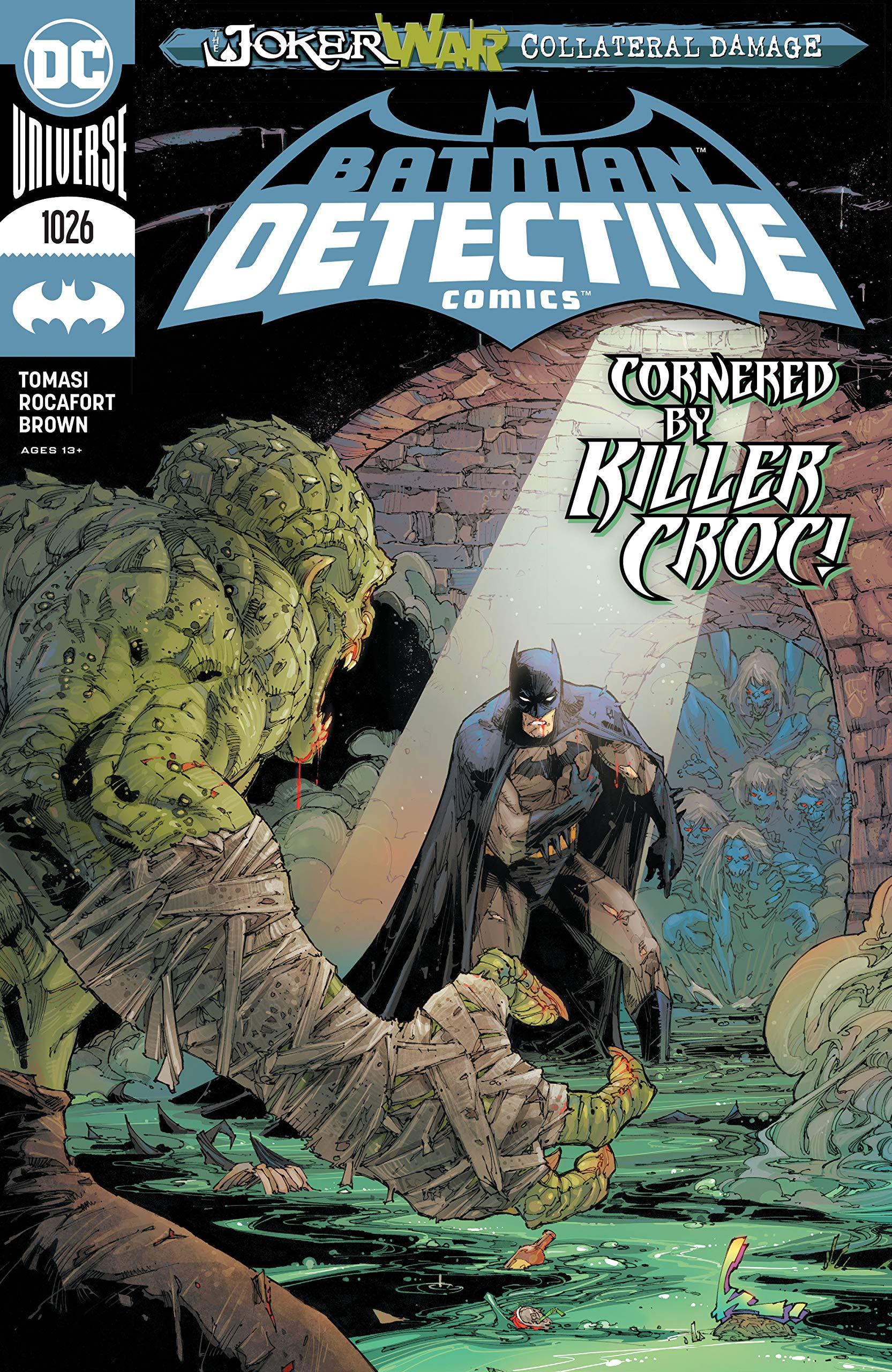 Detective Comics (2016-) #1026