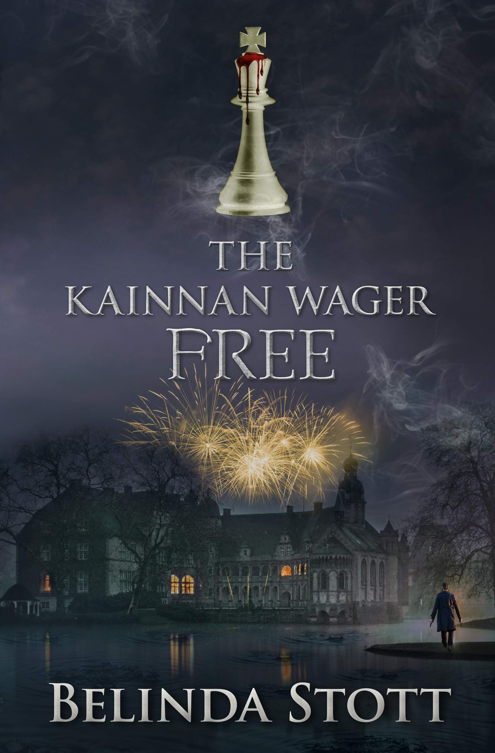 Free: An epic Christian urban fantasy set between two worlds (The Kainnan Series Book 9)
