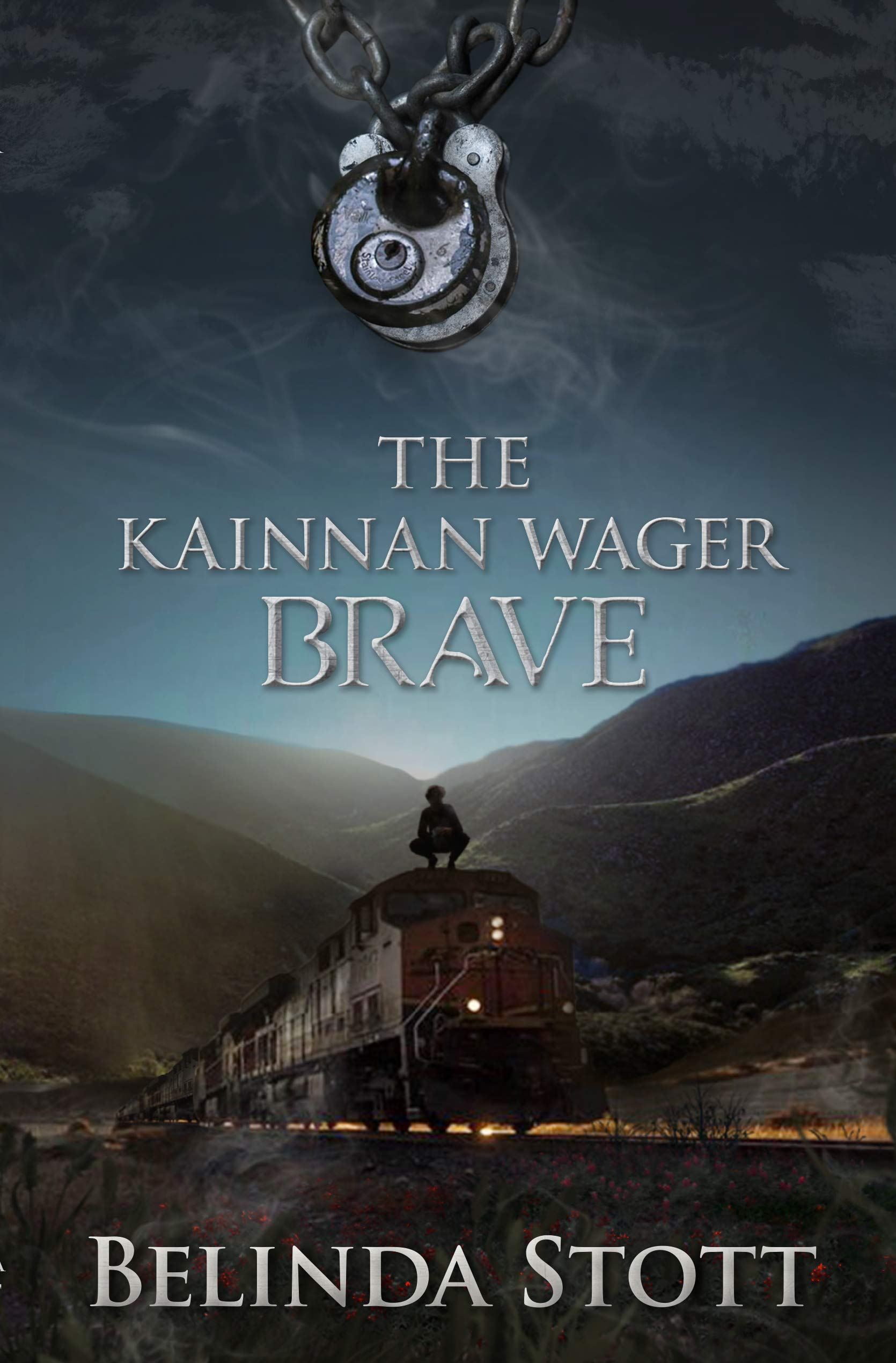 Brave: An epic Christian urban fantasy set between two worlds (The Kainnan Series Book 6)