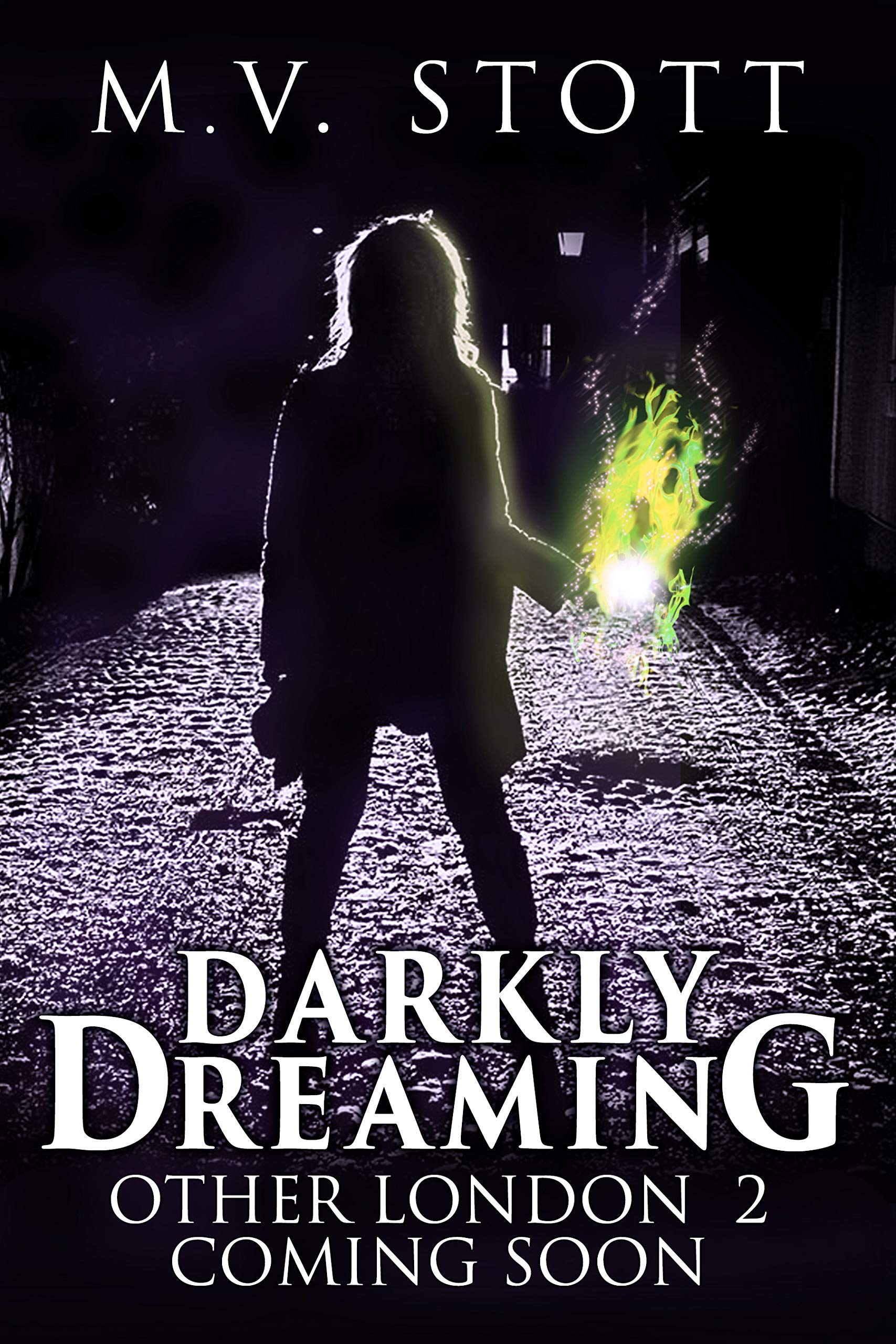 Darkly Dreaming: An Uncanny Kingdom Urban Fantasy (Other London Book 2)