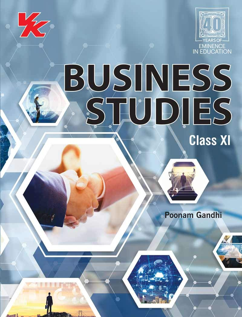 Business Studies (Poonam Gandhi) - Class 11 - CBSE (2020-21)