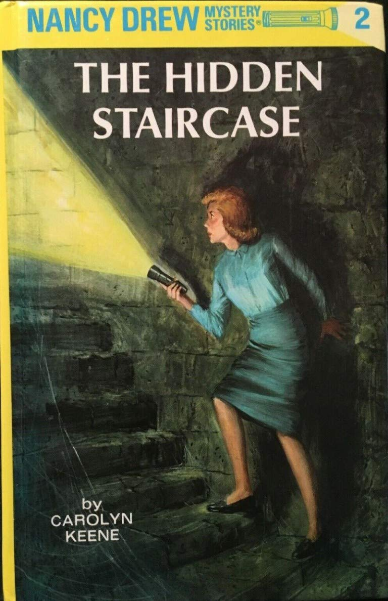 The Hidden Staircase [Revised Edition] (Nancy Drew Mystery #2): Page:111