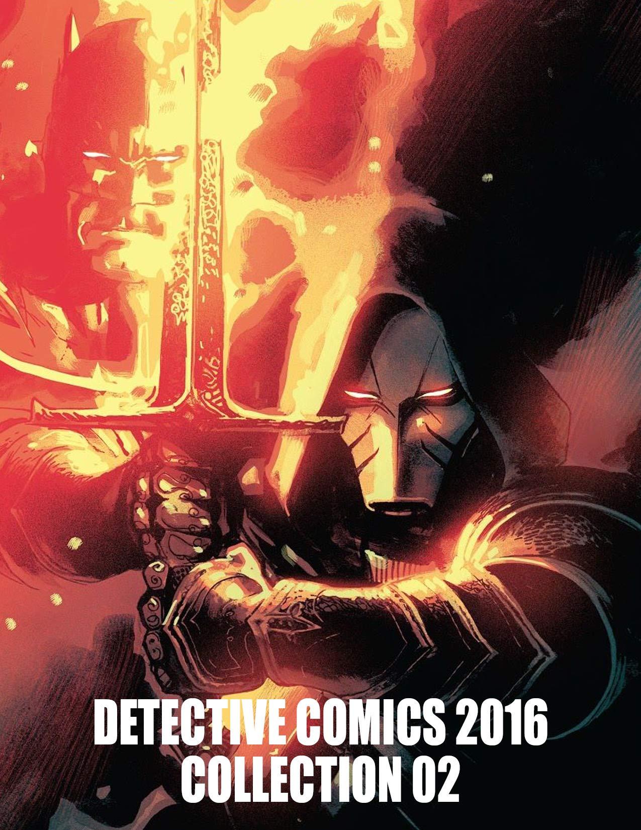 Detective: Batman Detective Comics 2016 DC Comics Book 02