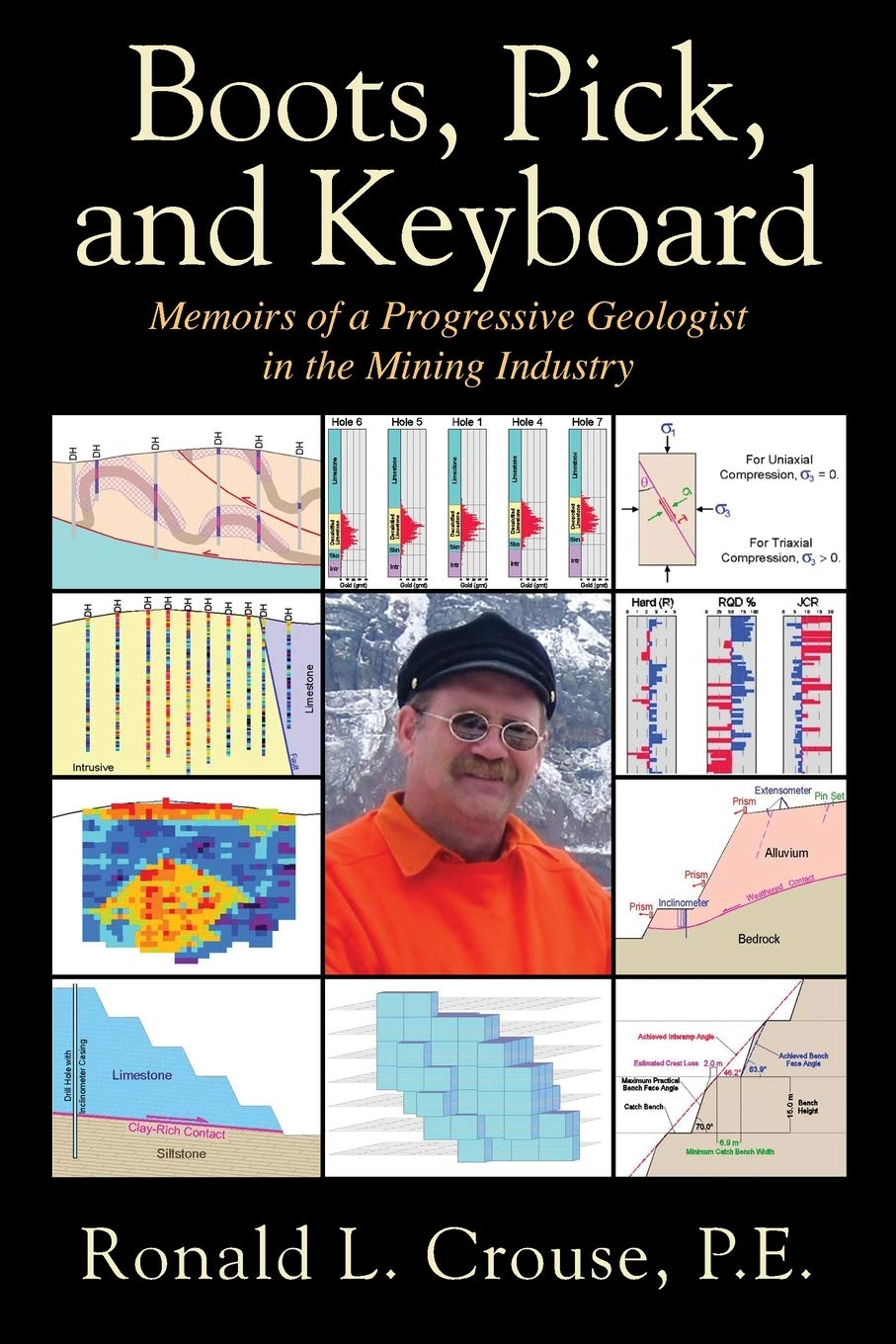 Boots, Pick, and Keyboard: Memoirs of a Progressive Geologist in the Mining Industry
