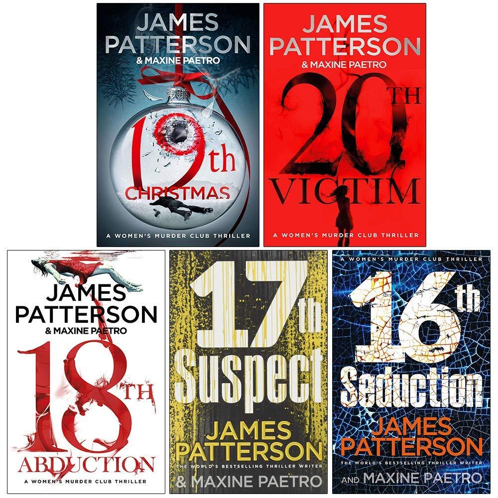 16th Seduction / 17th Suspect / 18th Abduction / 19th Christmas / 20th Victim