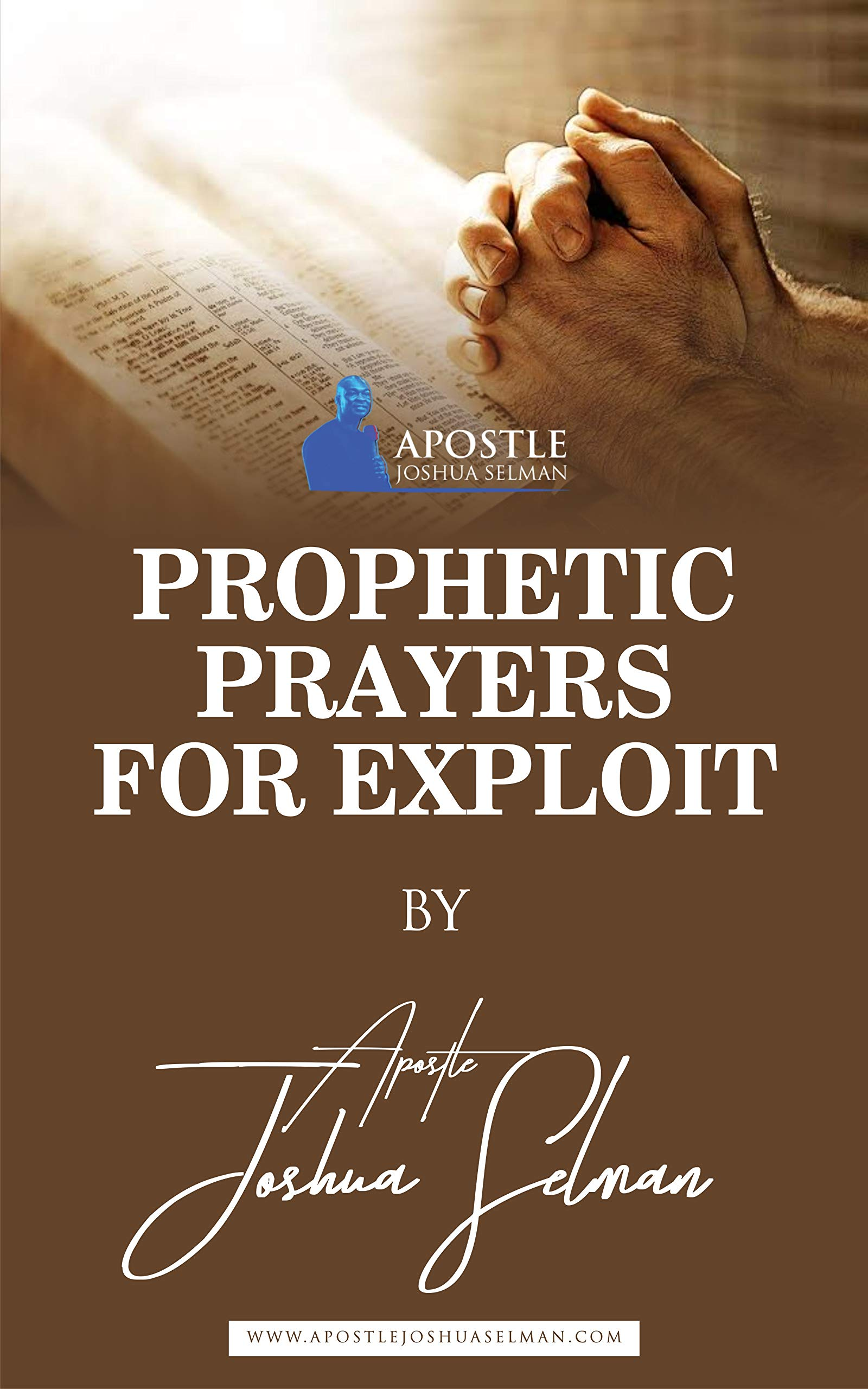 Prophetic Prayers for Exploits