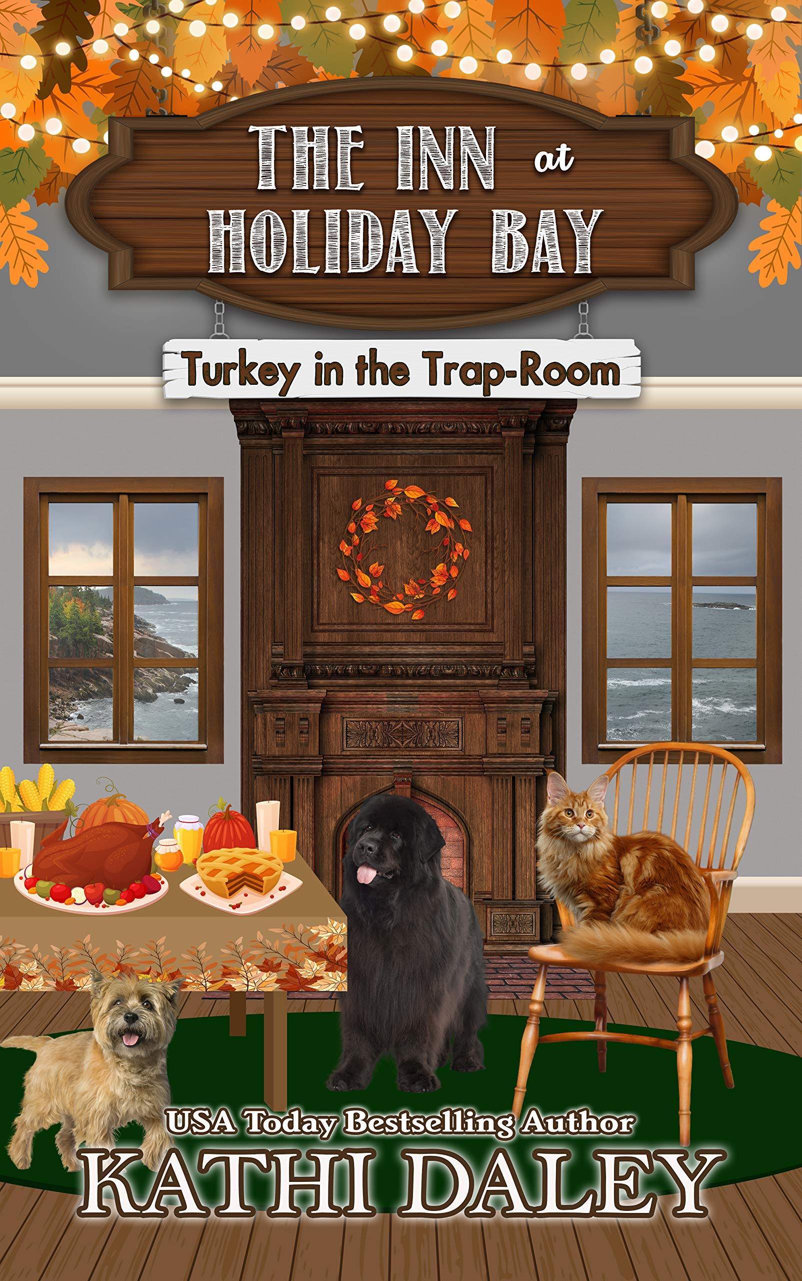 Turkey in the Trap Room (The Inn at Holiday Bay, # 12)