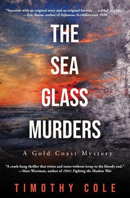 The Sea Glass Murders