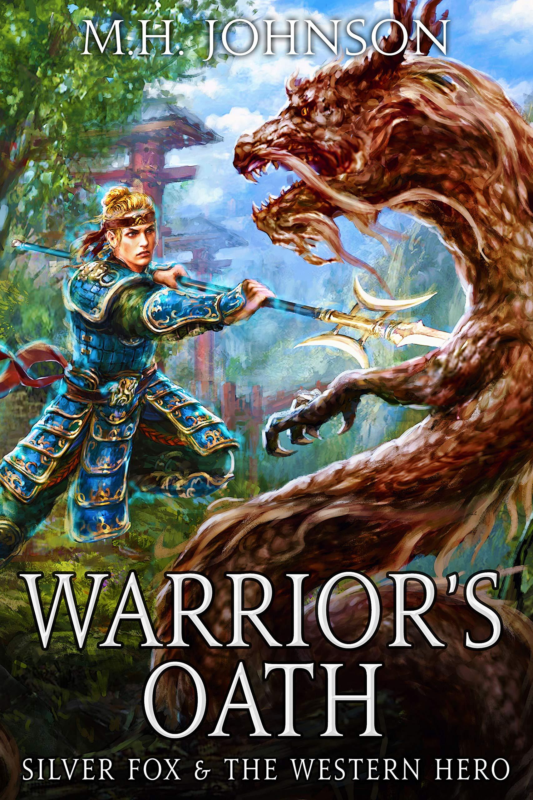 Warrior's Oath (Silver Fox & The Western Hero #4)