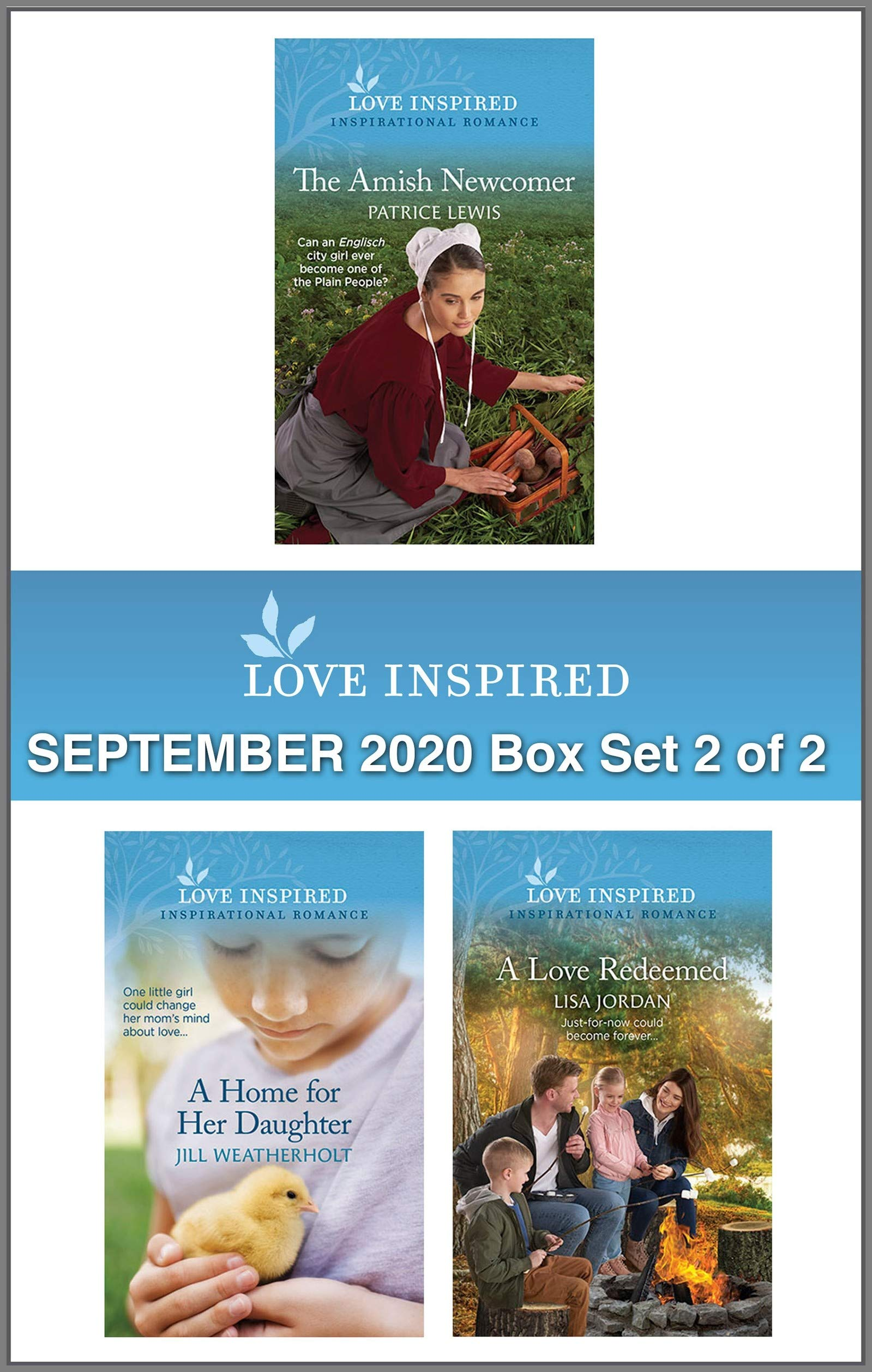 Harlequin Love Inspired September 2020 - Box Set 2 of 2: An Anthology