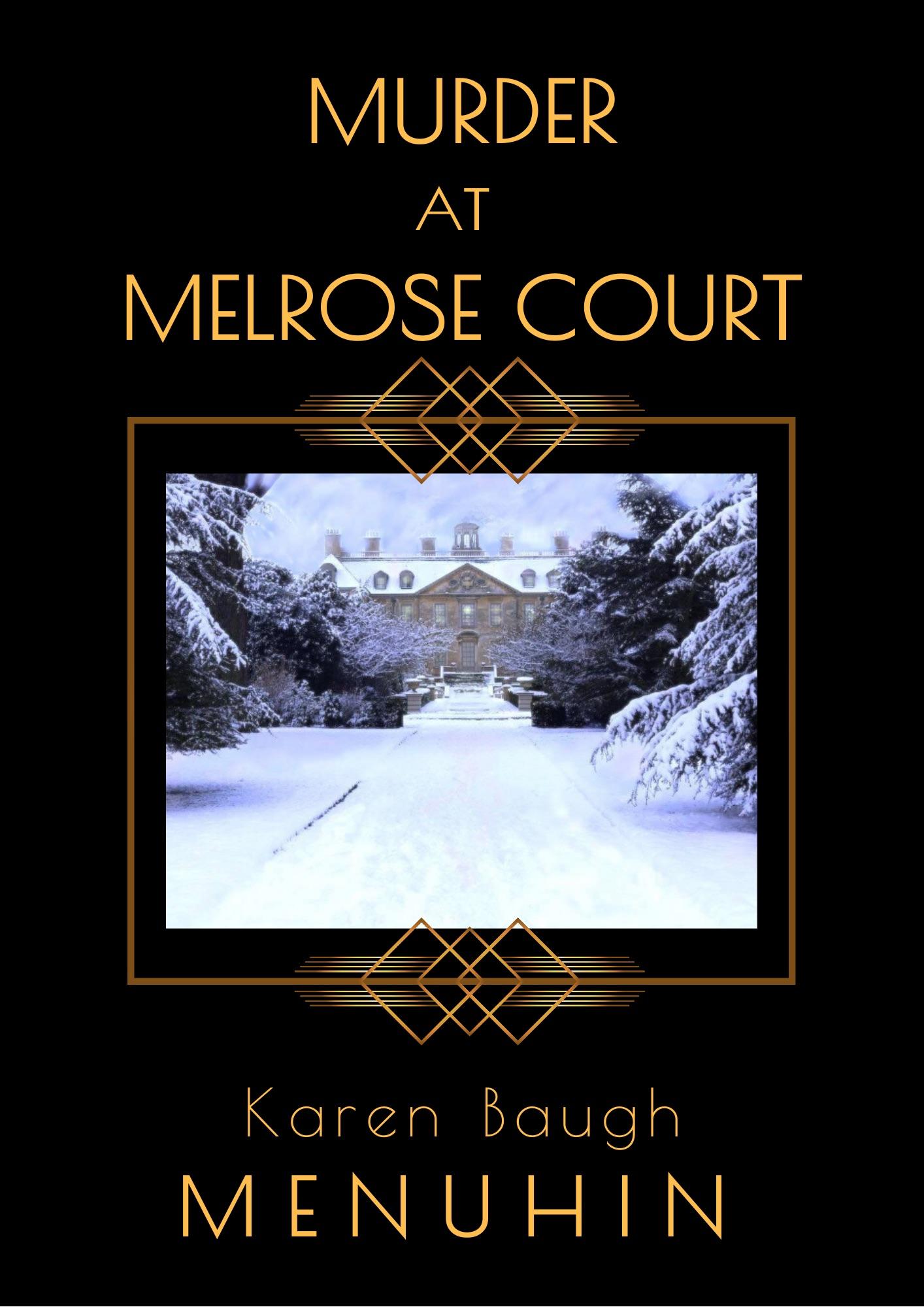 Murder at Melrose Court (Heathcliff Lennox #1)