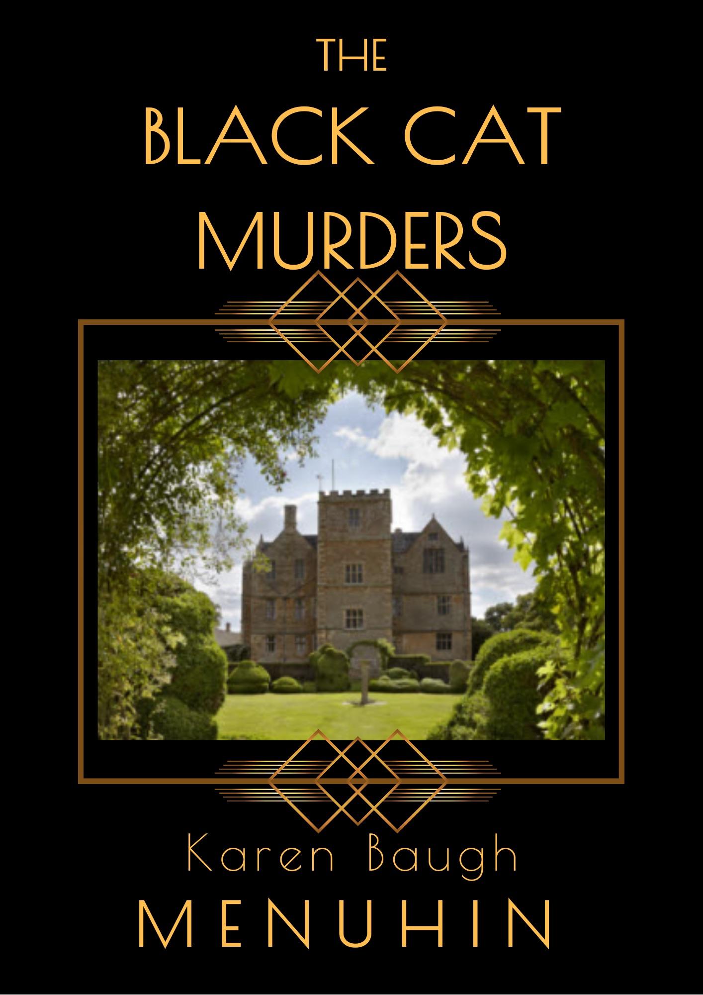 The Black Cat Murders (Heathcliff Lennox #2)