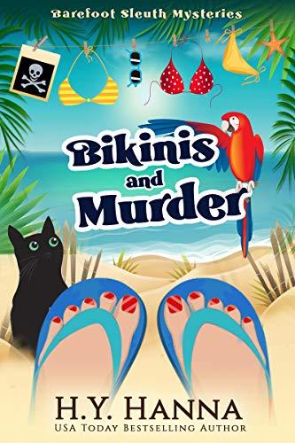 Bikinis and Murder (Barefoot Sleuth Mysteries #4)