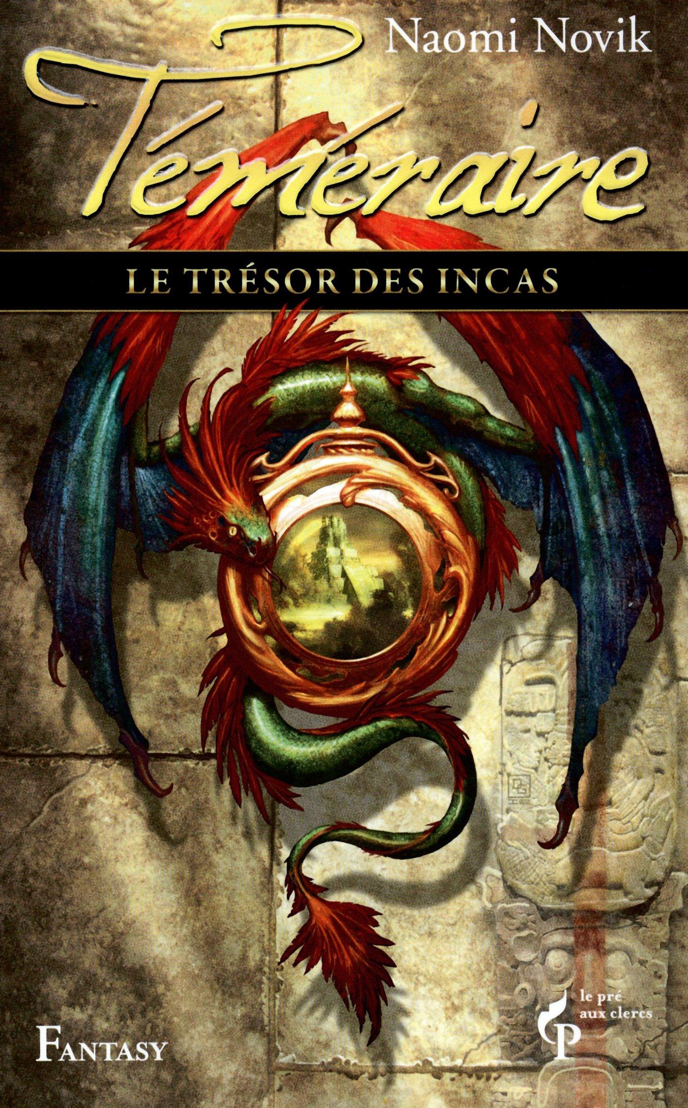 Le trésor des incas - Téméraire 7