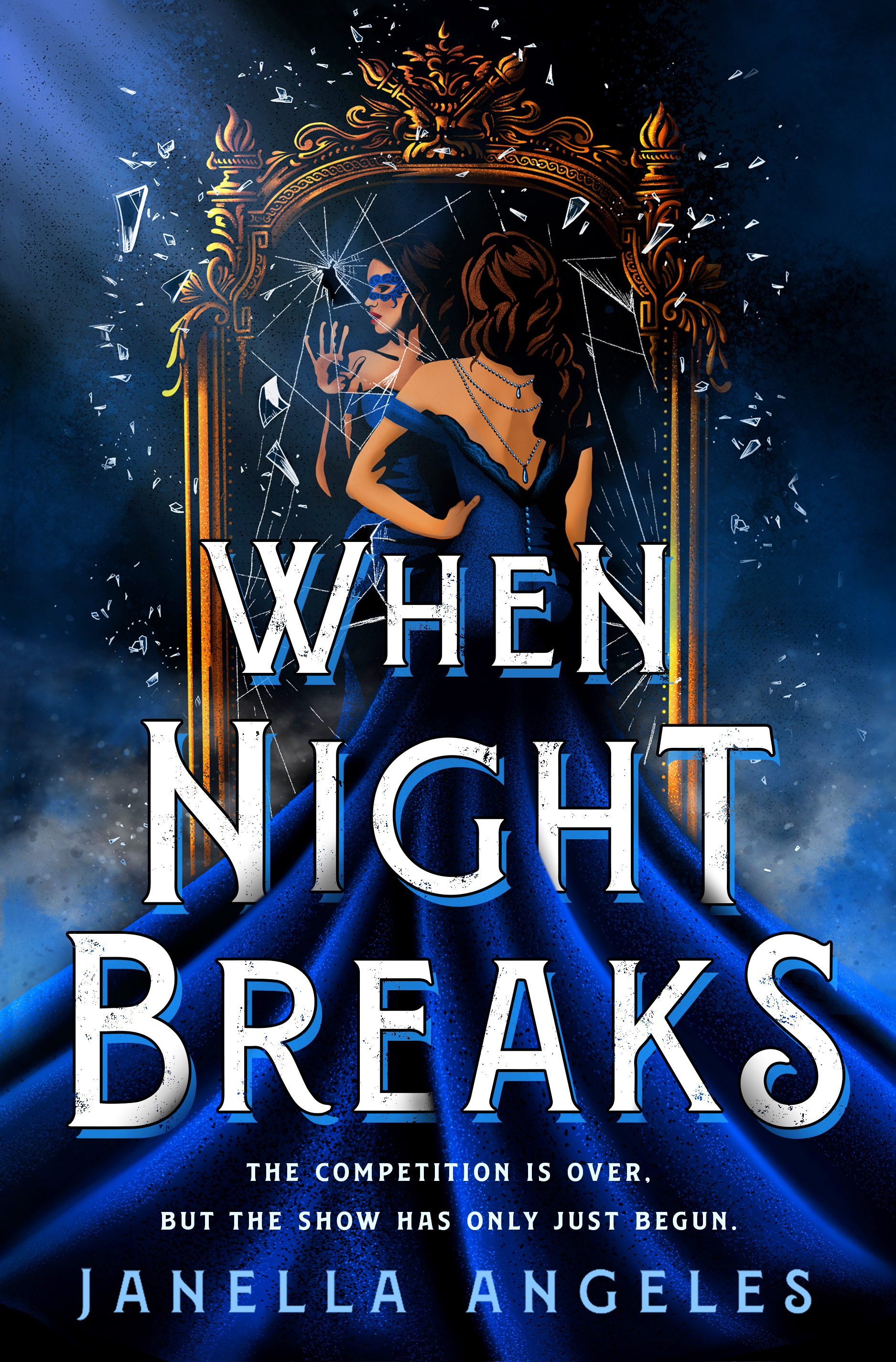 When Night Breaks (Kingdom of Cards, #2)