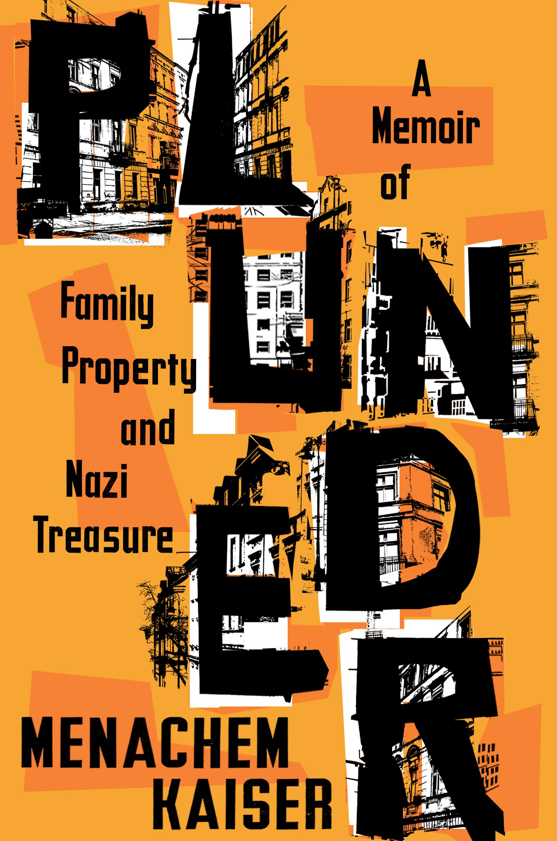 Plunder: A Memoir of Family Property and Nazi Treasure