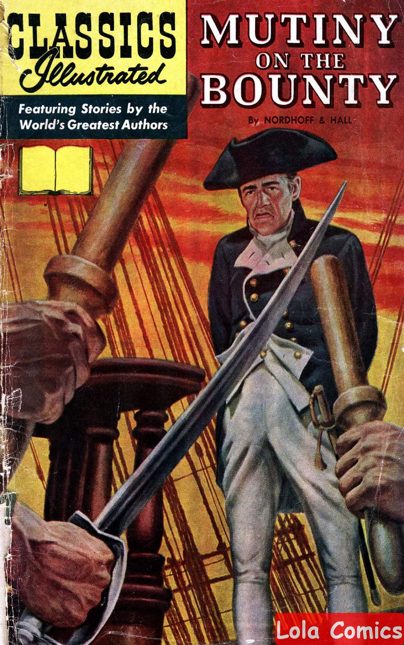 Mutiny On The Bounty-Charles Nordhoff