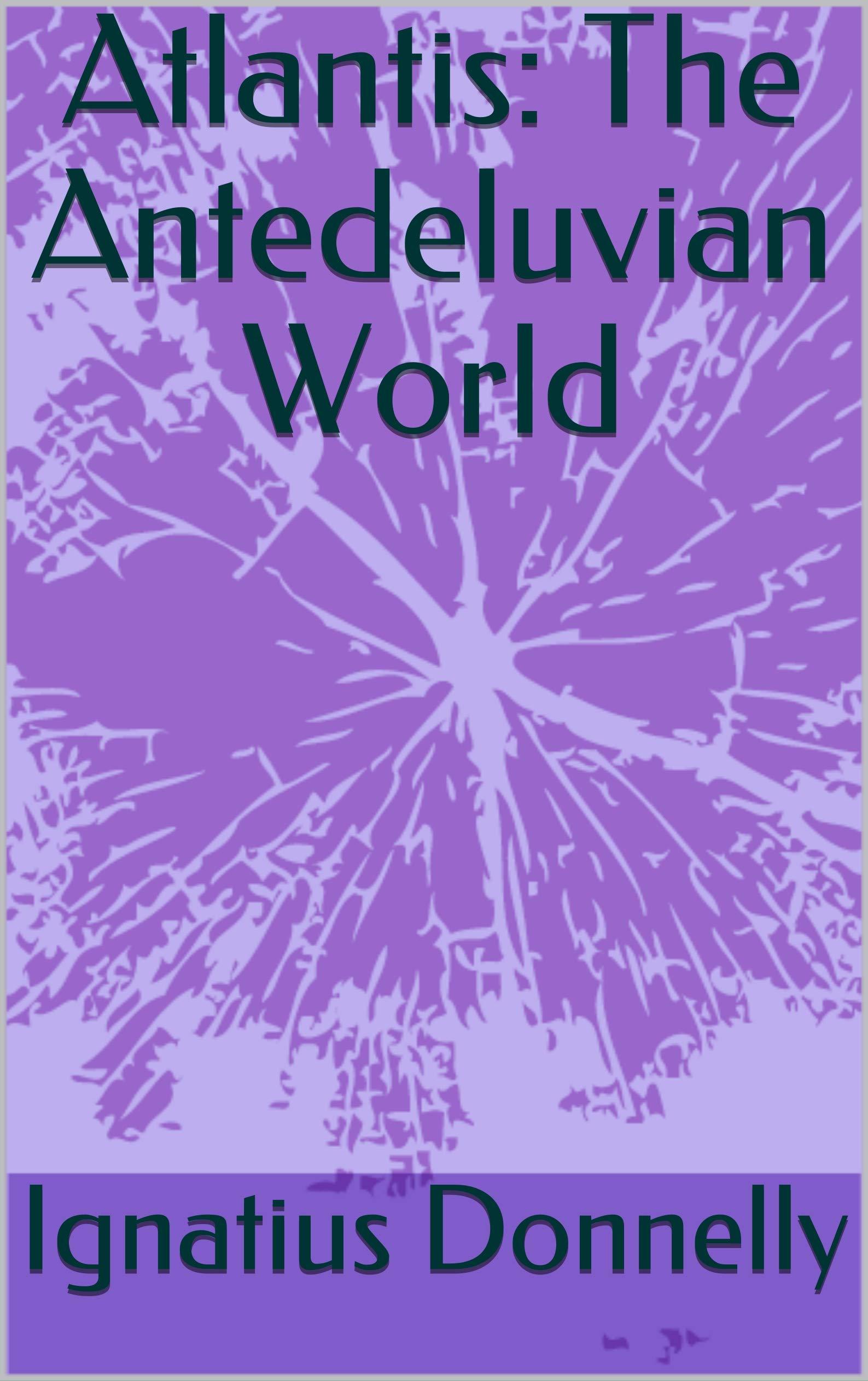 Atlantis: The Antedeluvian World