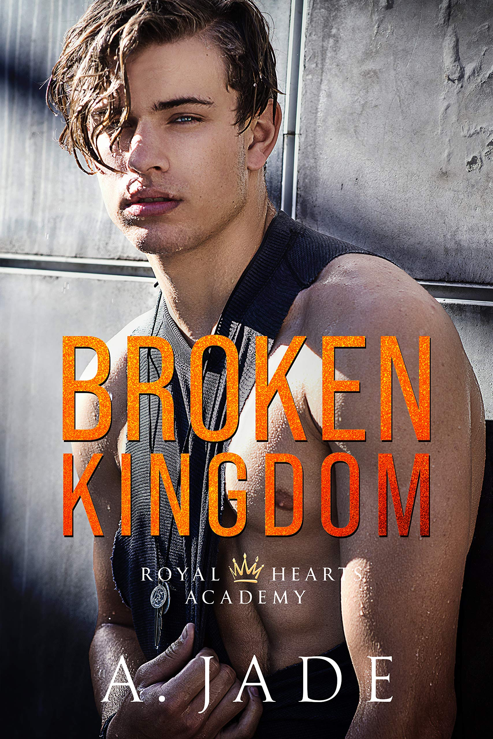 Broken Kingdom (Royal Hearts Academy, #4)