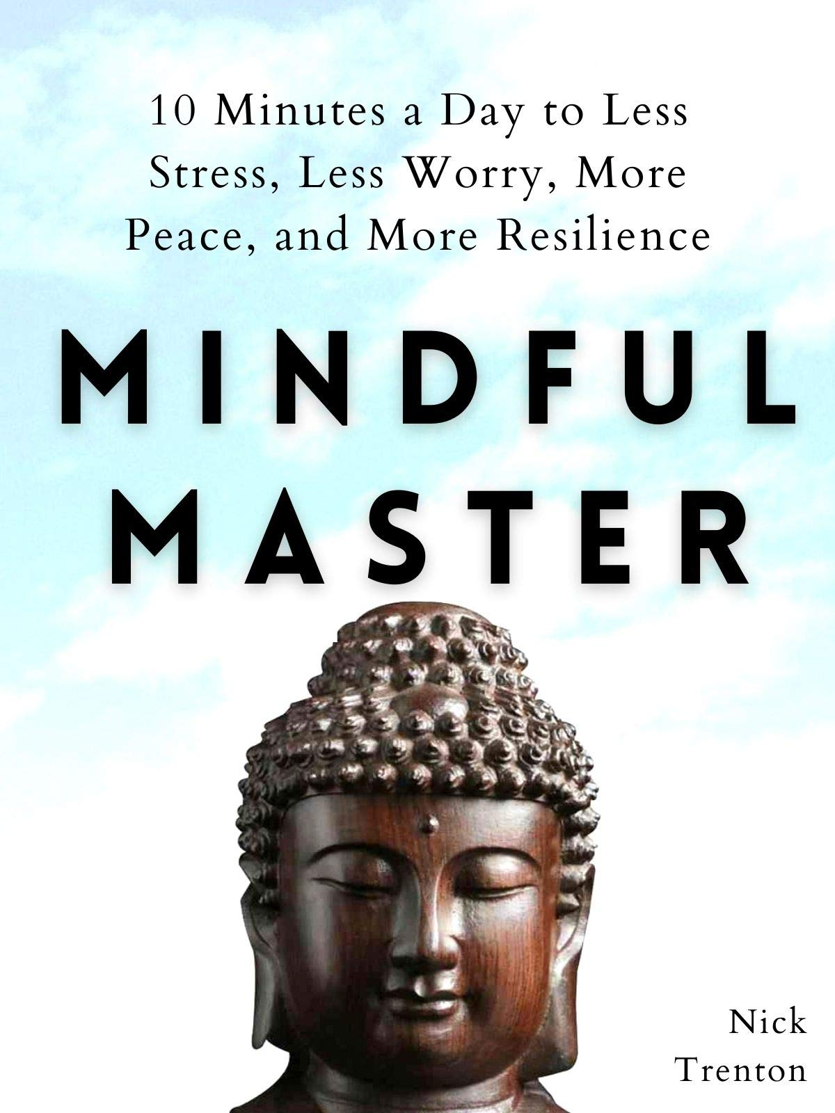 Mindful Master: 10 Minutes a Day to Less Stress, Less Worry, More Peace, and More Resilience (Mental and Emotional Abundance Book 3)