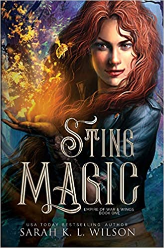 Sting Magic (Empire of War and Wings #1)