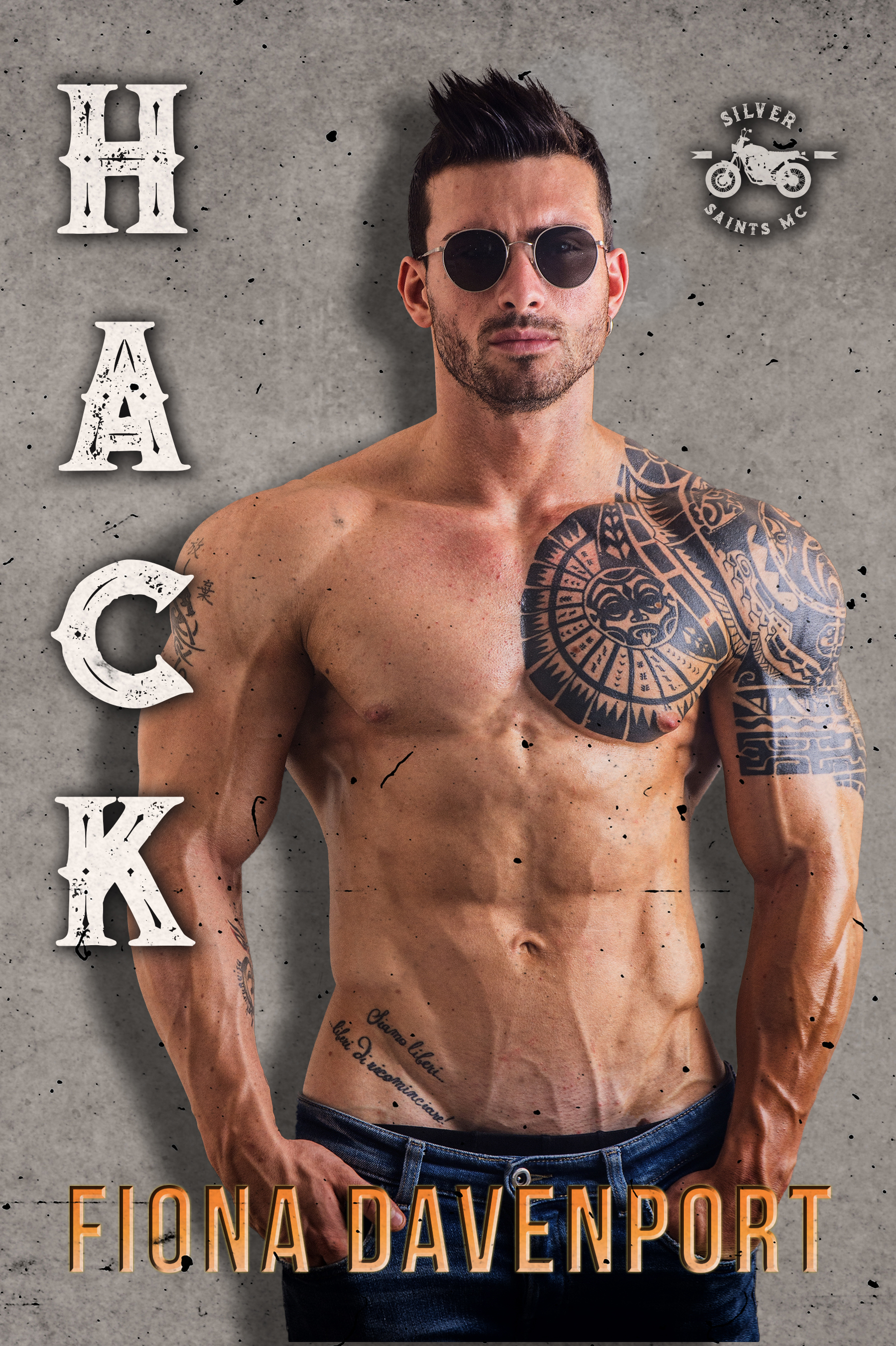Hack (Silver Saints MC, #4)