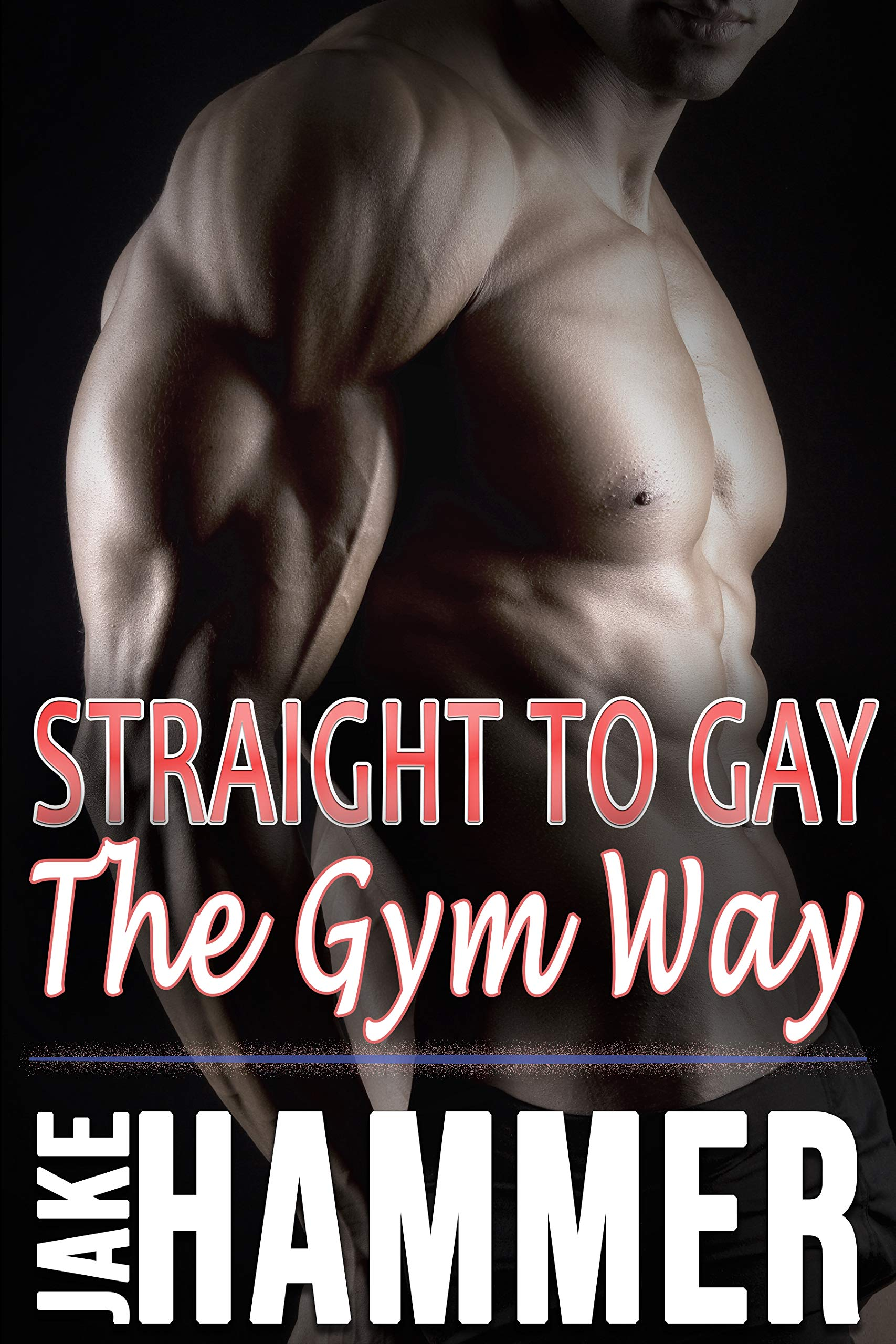 Straight to Gay the Gym Way