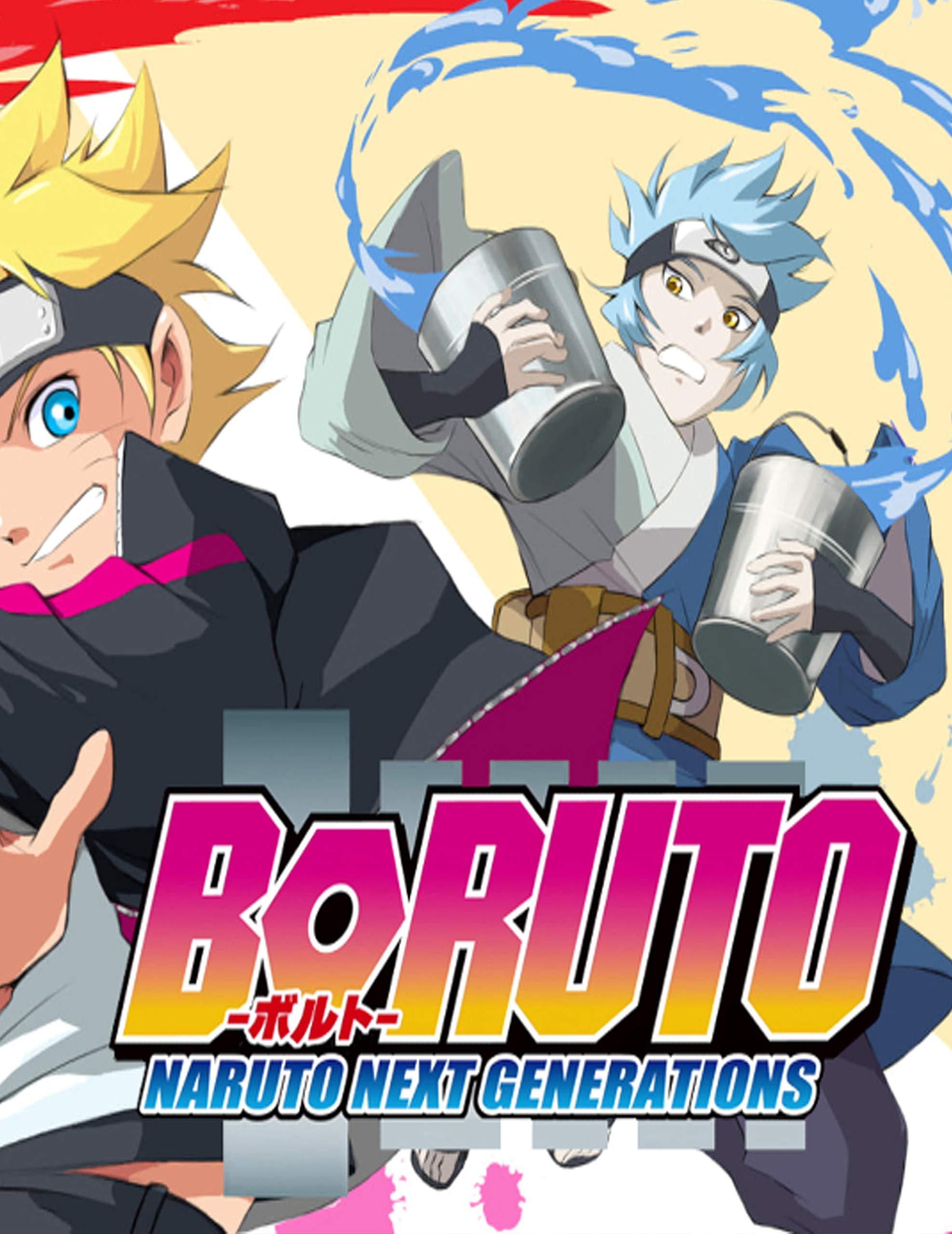 Naruto Next Generations Deluxe Manga: Boruto Manga best manga Vol 2