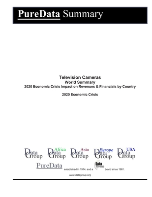 Television Cameras World Summary: 2020 Economic Crisis Impact on Revenues & Financials by Country