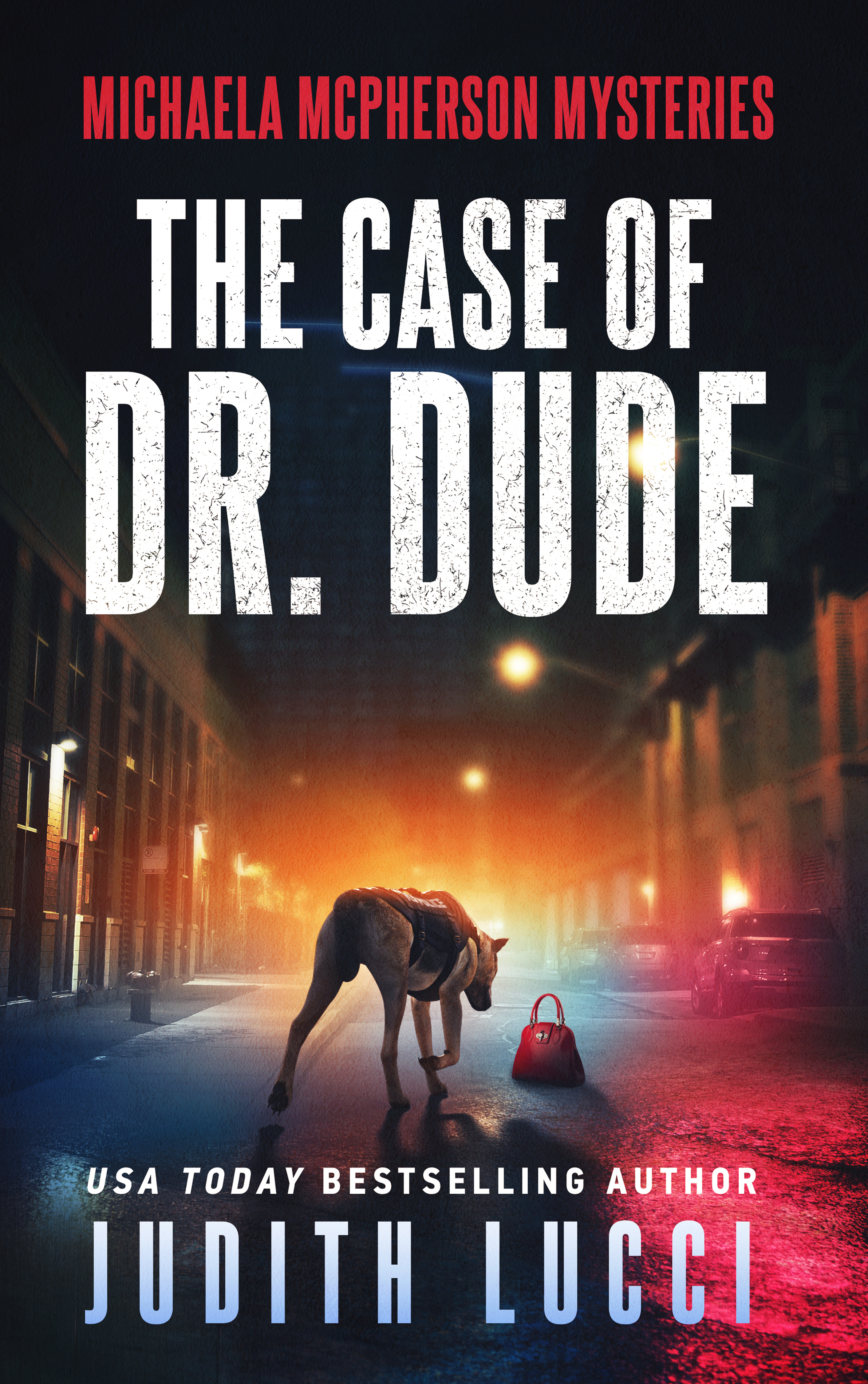 The Case of Dr. Dude (Michaela McPherson #1)