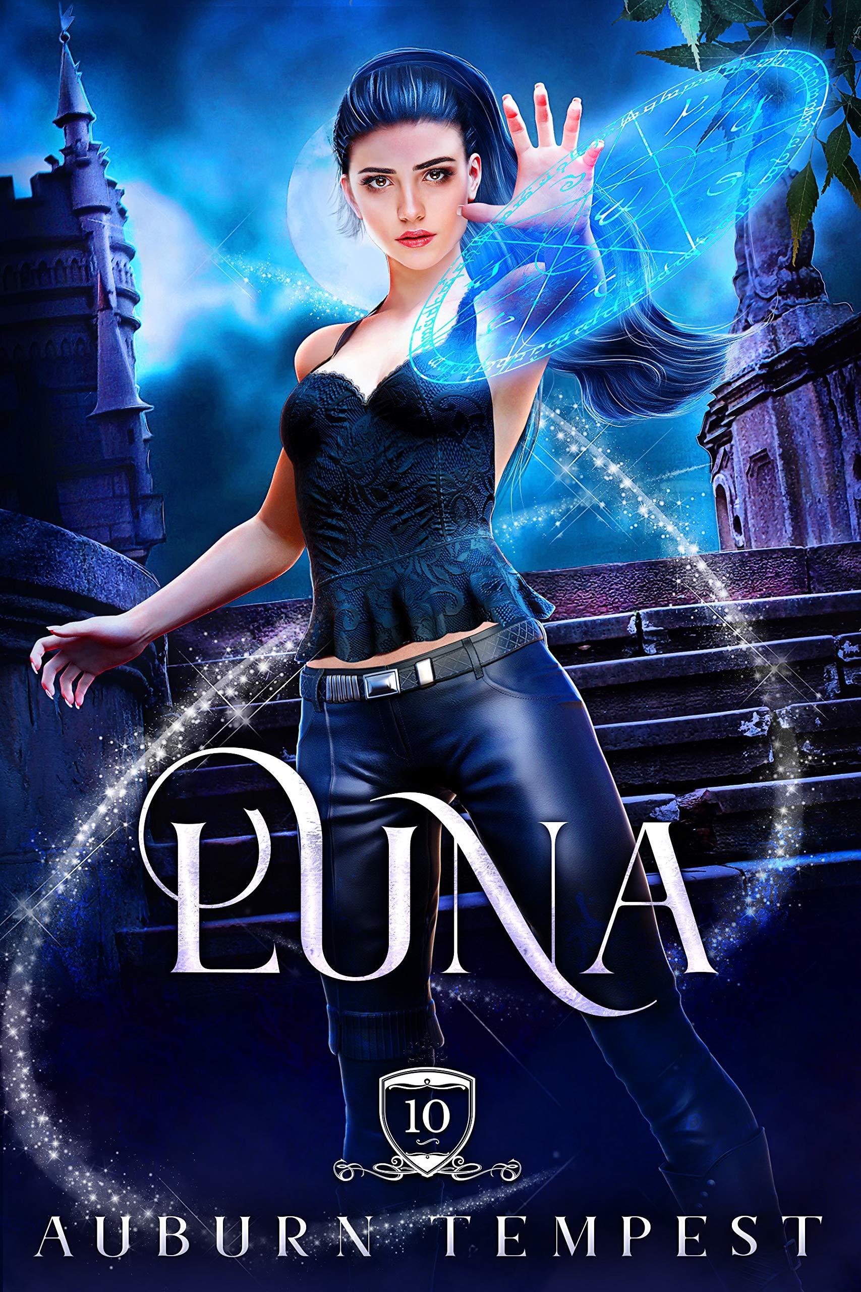 Luna (Misty's Magick and Mayhem Book 10)