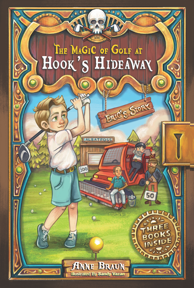 The Magic of Golf at Hook's Hideaway - Eric's Story