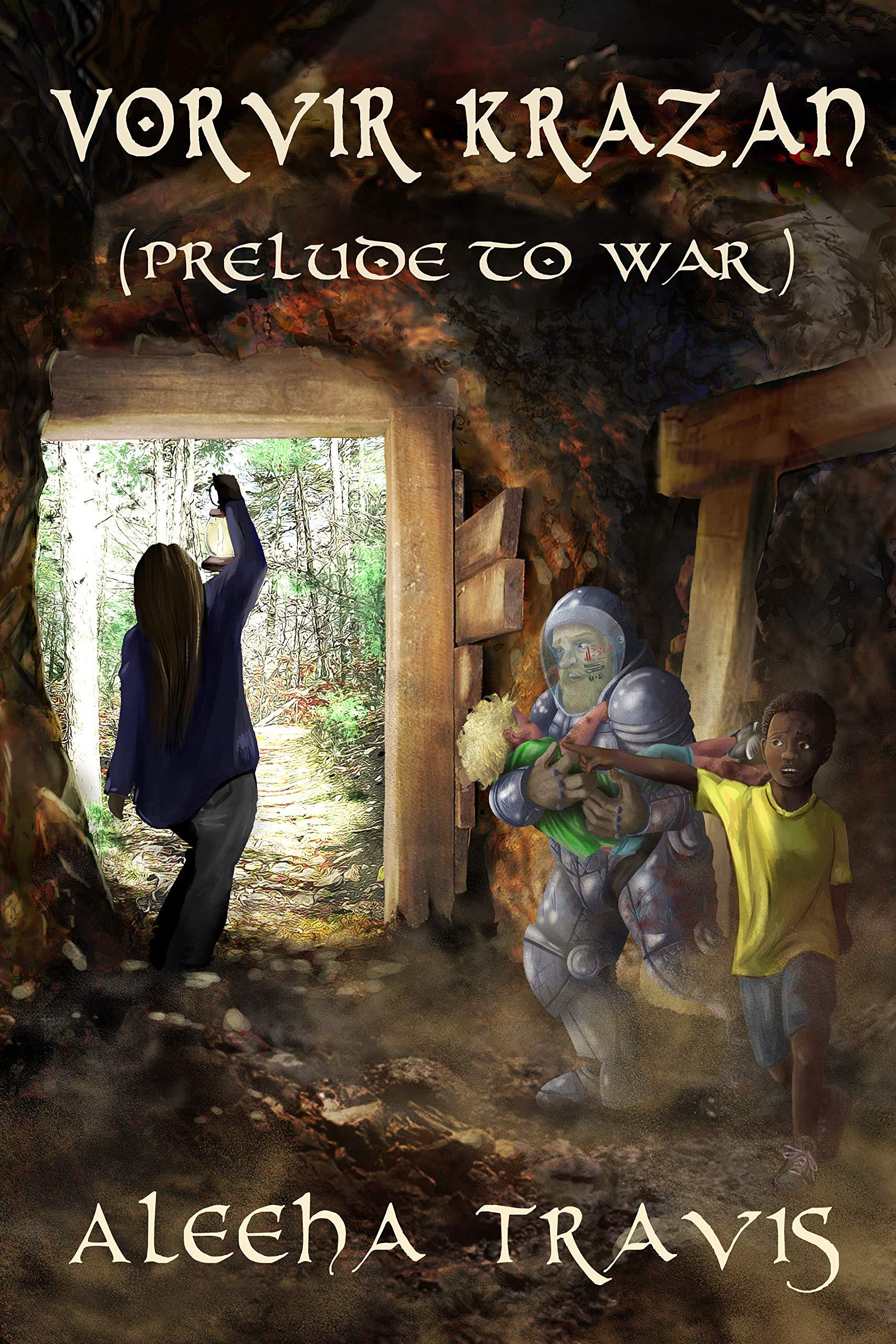 Vorvir Krazan: (Prelude to War) (Third Cycle of Gorain Book 1)