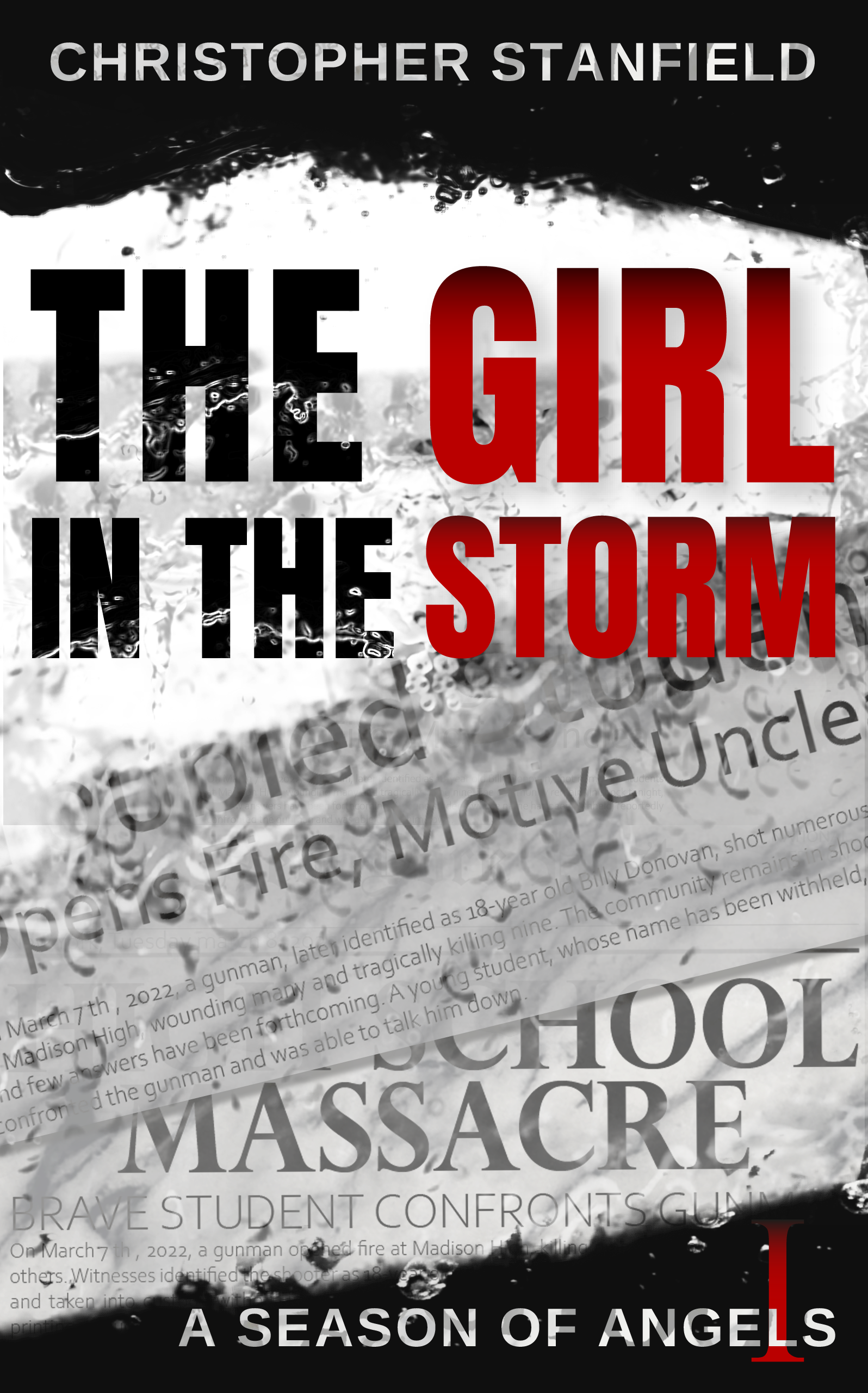 The Girl in the Storm (A Season of Angels #1)