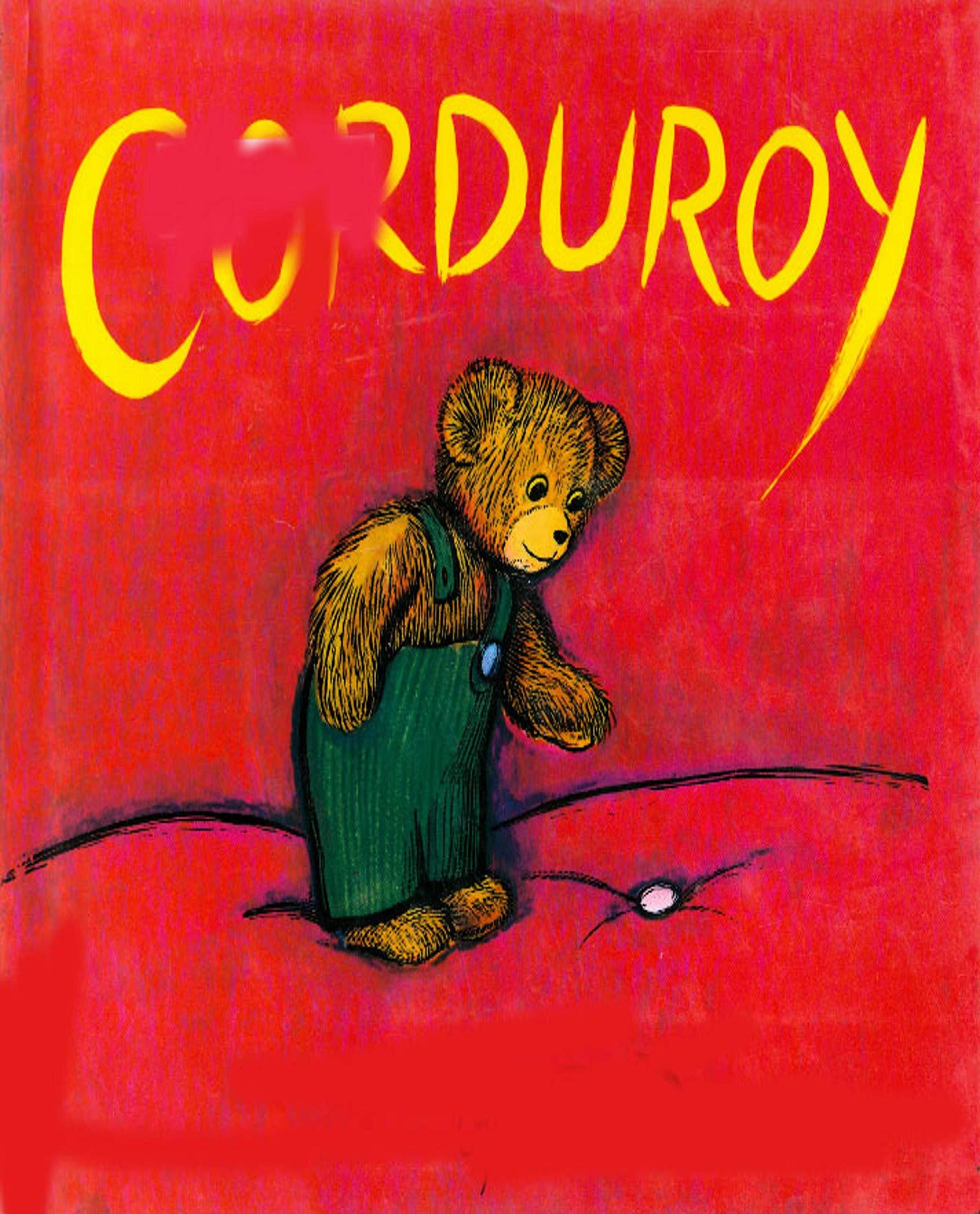 Corduroy - Don Freeman (1968) (Joobles-Reading: Picture books for children's Enlightenment