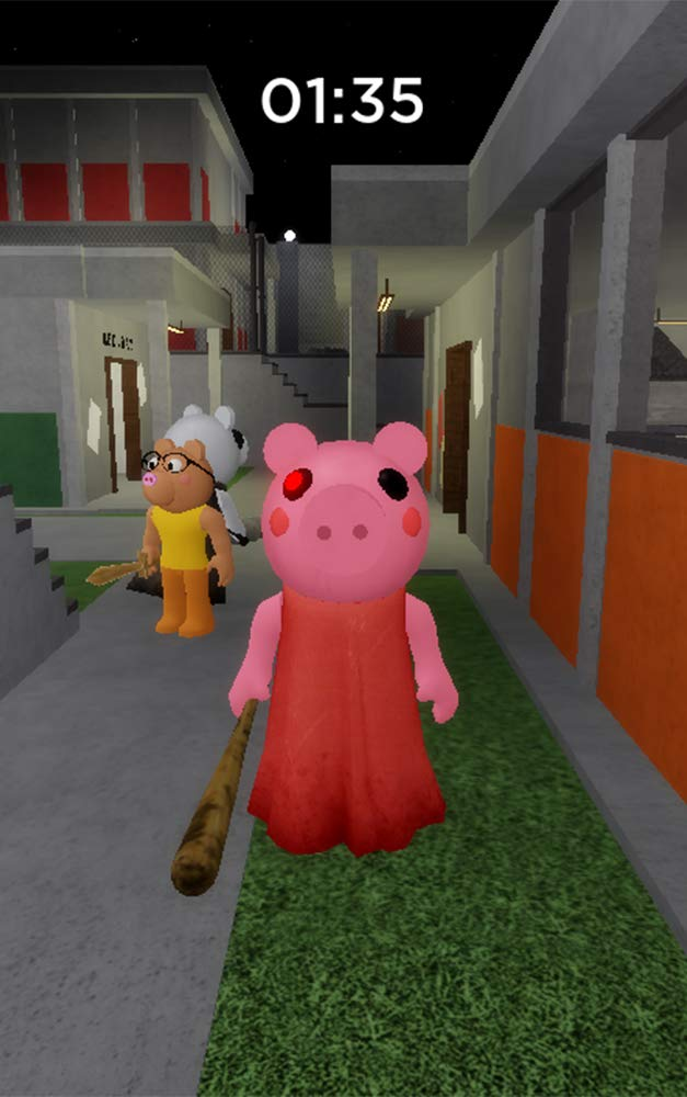 ROBLOX Piggy [BOOK 2] CHAPTER 1: Pick up items / Use items - Click (Computer), Tap (Mobile) or Right Trigger (Controller), IK3As - Chapter 3, Chapter 7, ... 9, Chapter 11 Builder, Additional Chapt