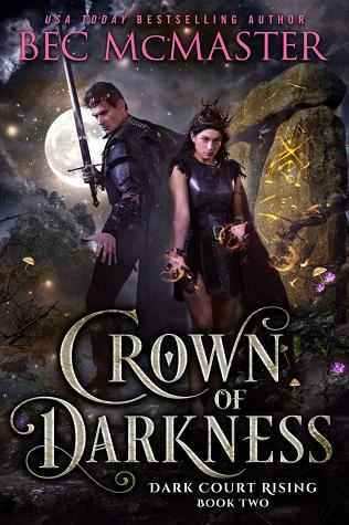 Crown of Darkness (Dark Court Rising, #2)