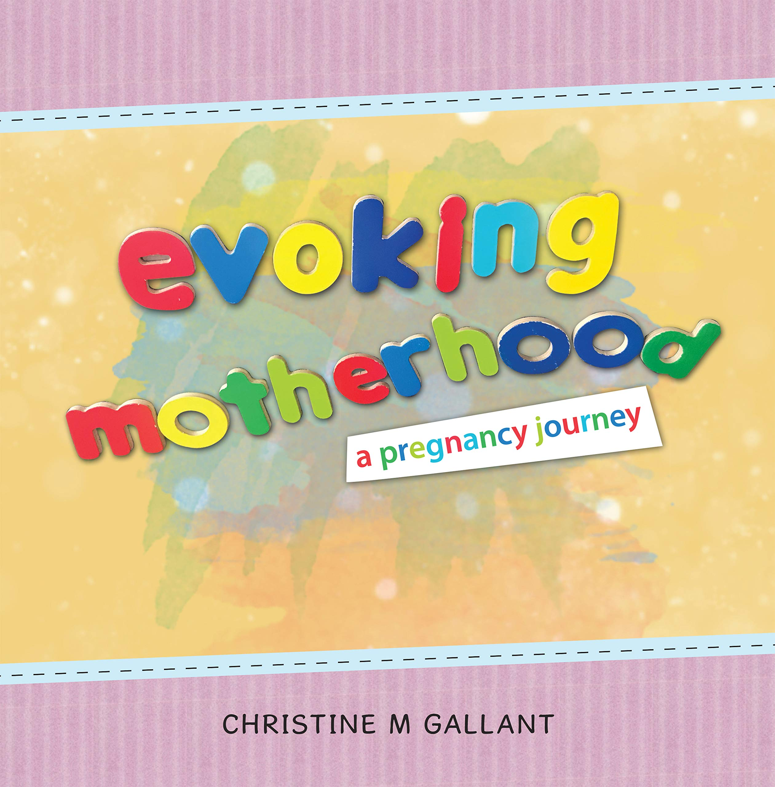 Evoking Motherhood: A Pregnancy Journey