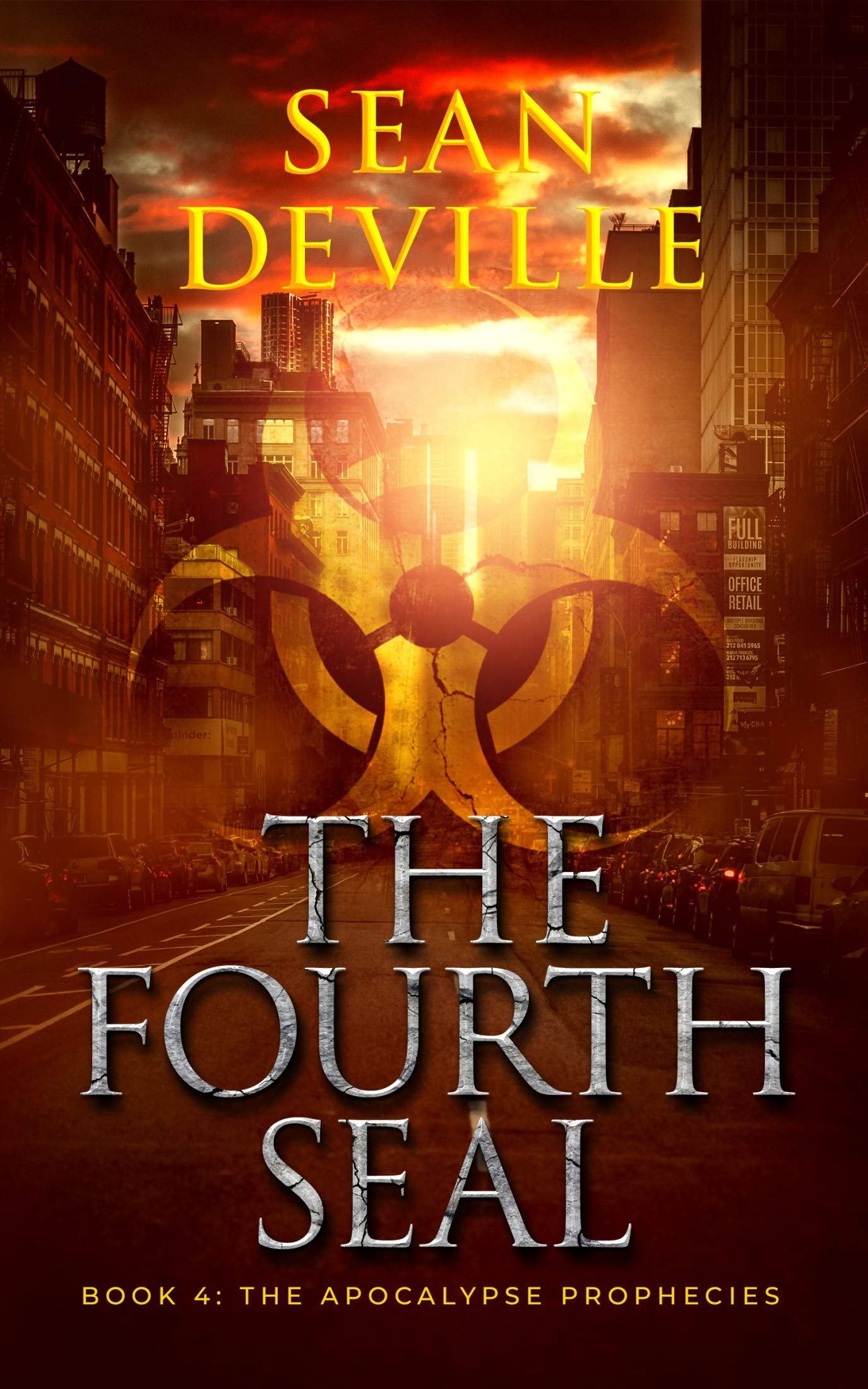 The Fourth Seal (The Apocalypse Prophecies Book 4)