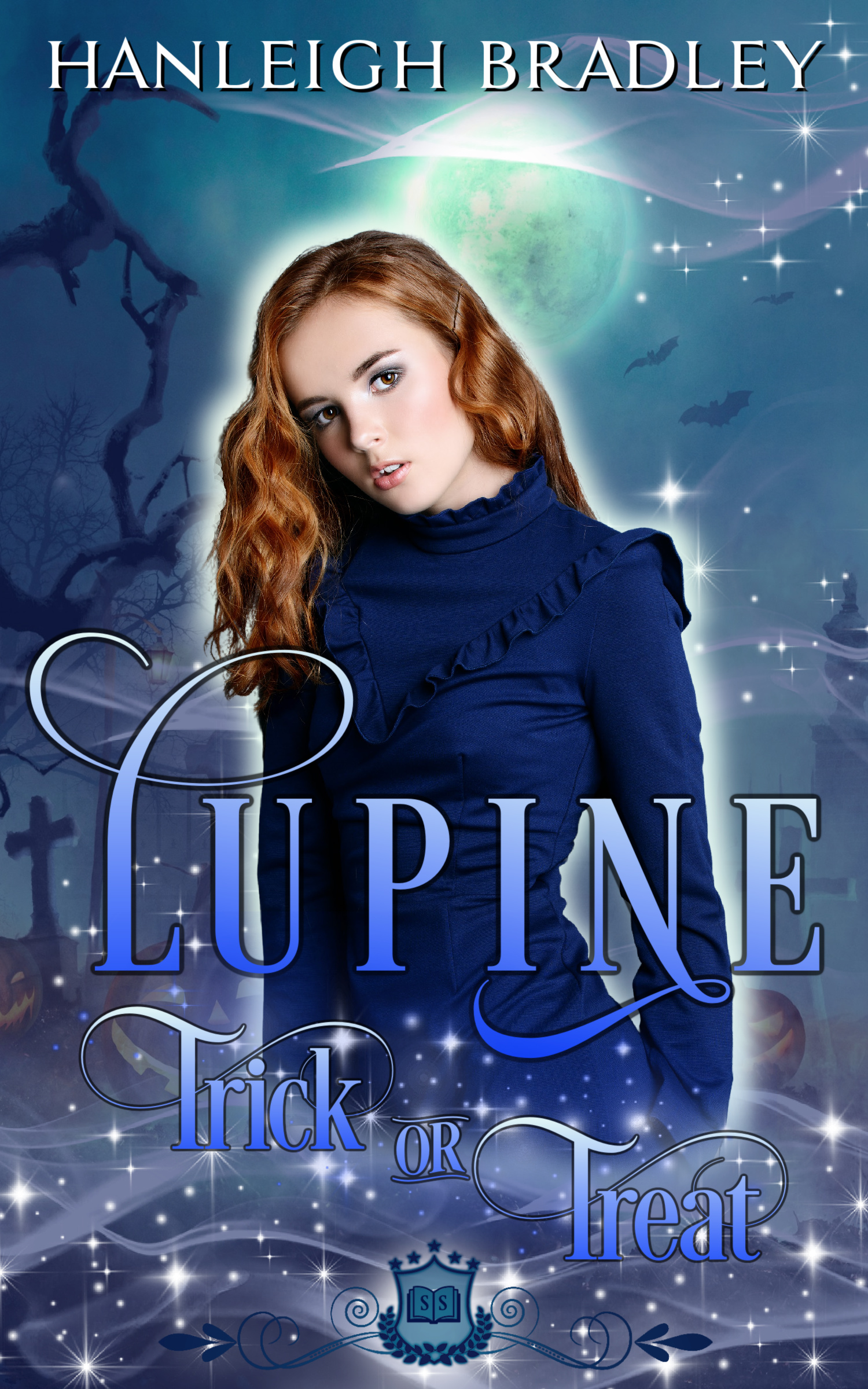 Lupine: Trick or Treat (Spell Library, #16)