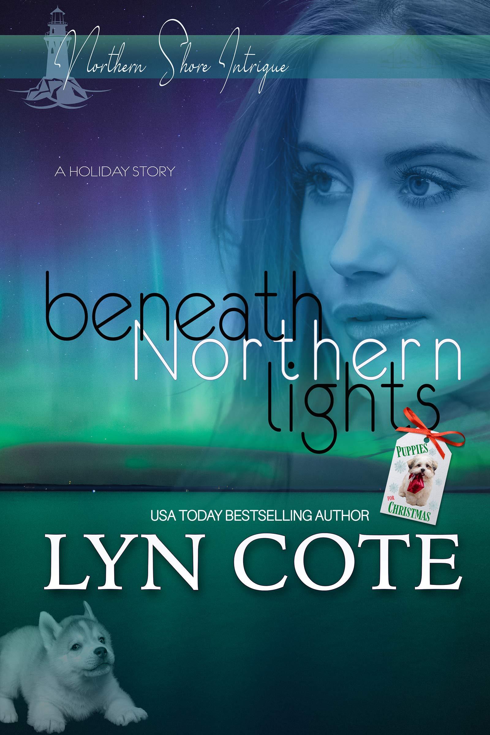 Beneath Northern Lights (Northern Shore Intrigue #4)