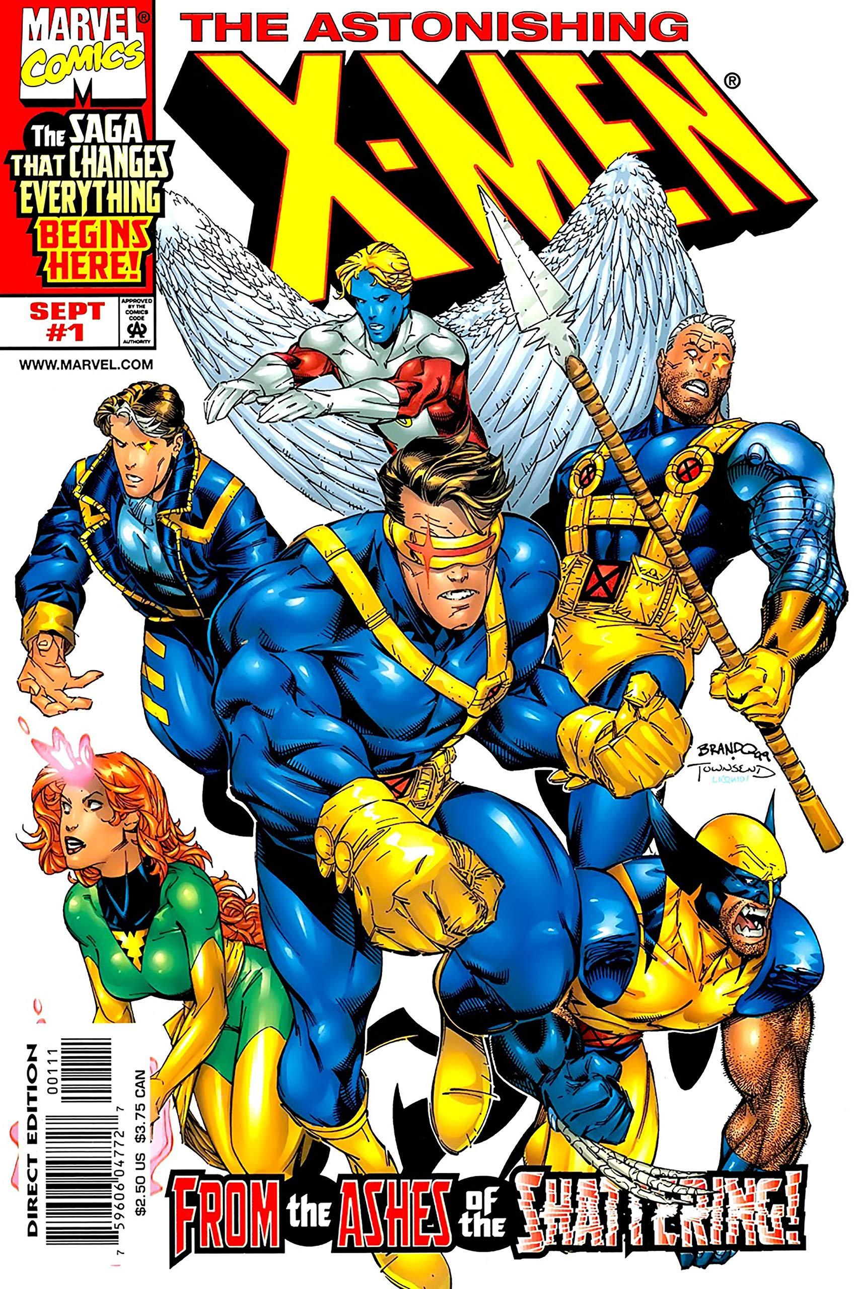 Comic Book: Astonishing X-Men (1999)